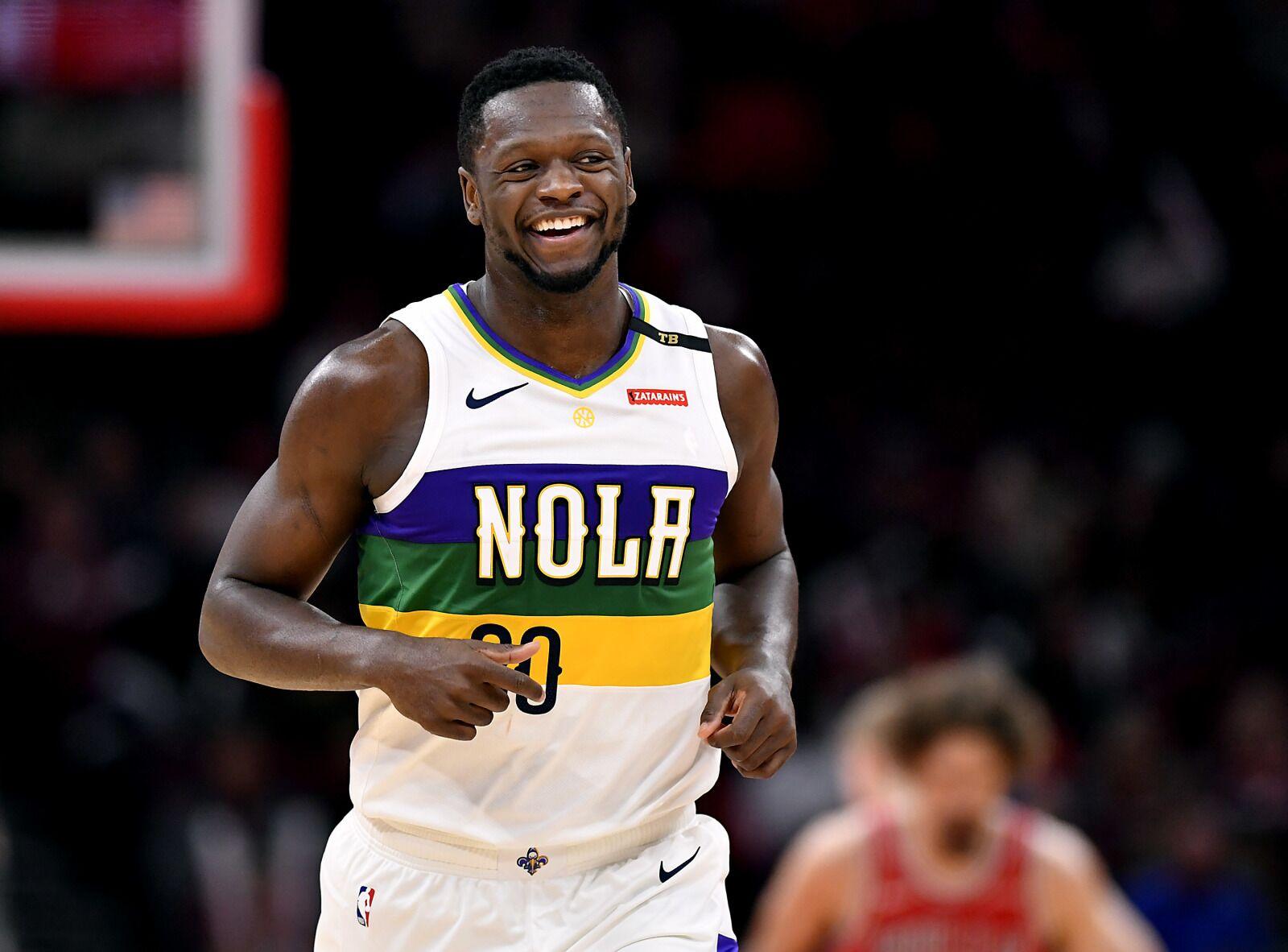 New Orleans Pelicans  Julius Randle enjoying a career year ad9199da2