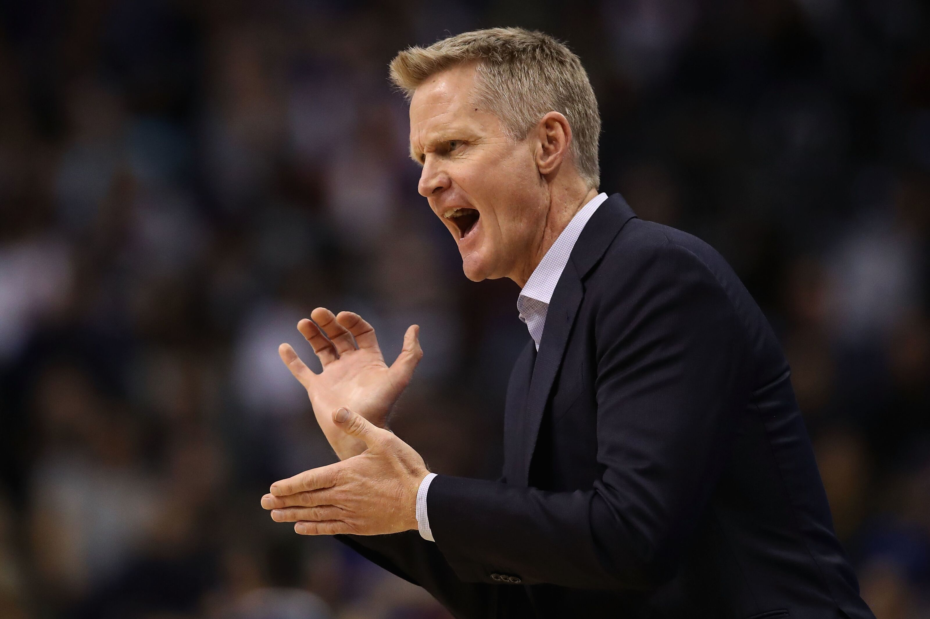 Golden State Warriors: Steve Kerr's gut-punch to All-Star game a legal hit