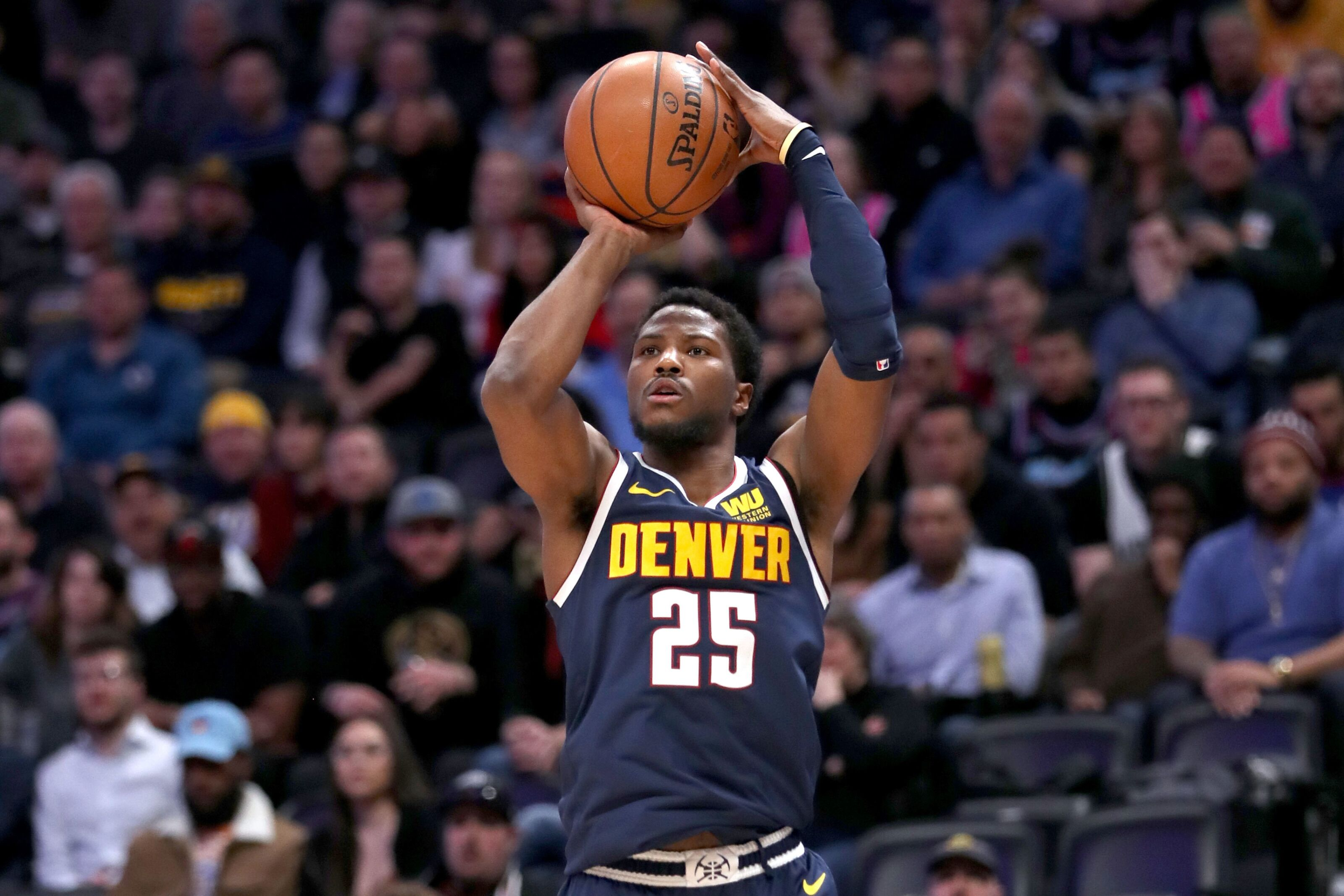 new concept c077f 8c54d Denver Nuggets: Is guard Malik Beasley in or out?