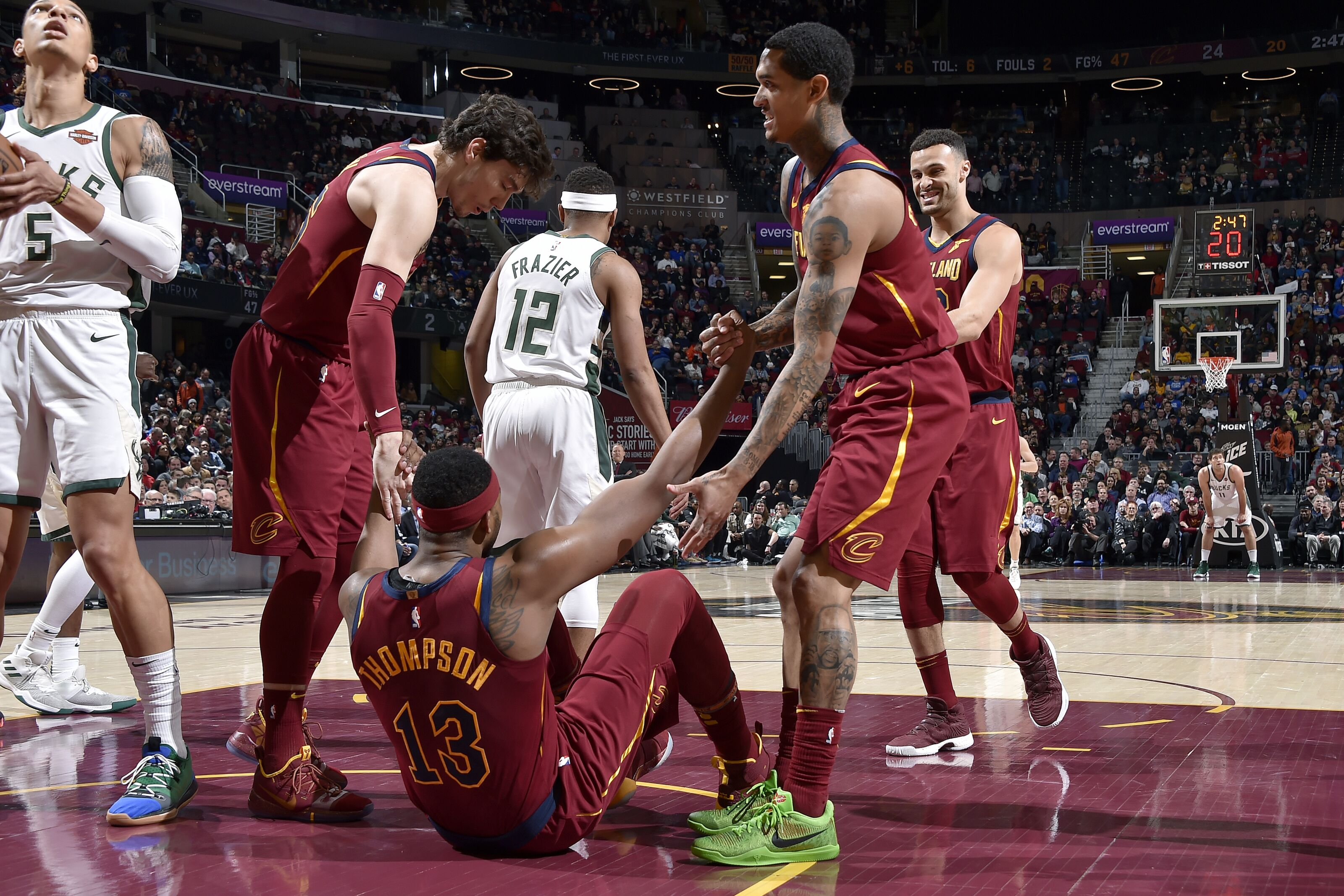99fb1e386a1d Cavaliers  3 biggest disappointments from the 2018-19 NBA season