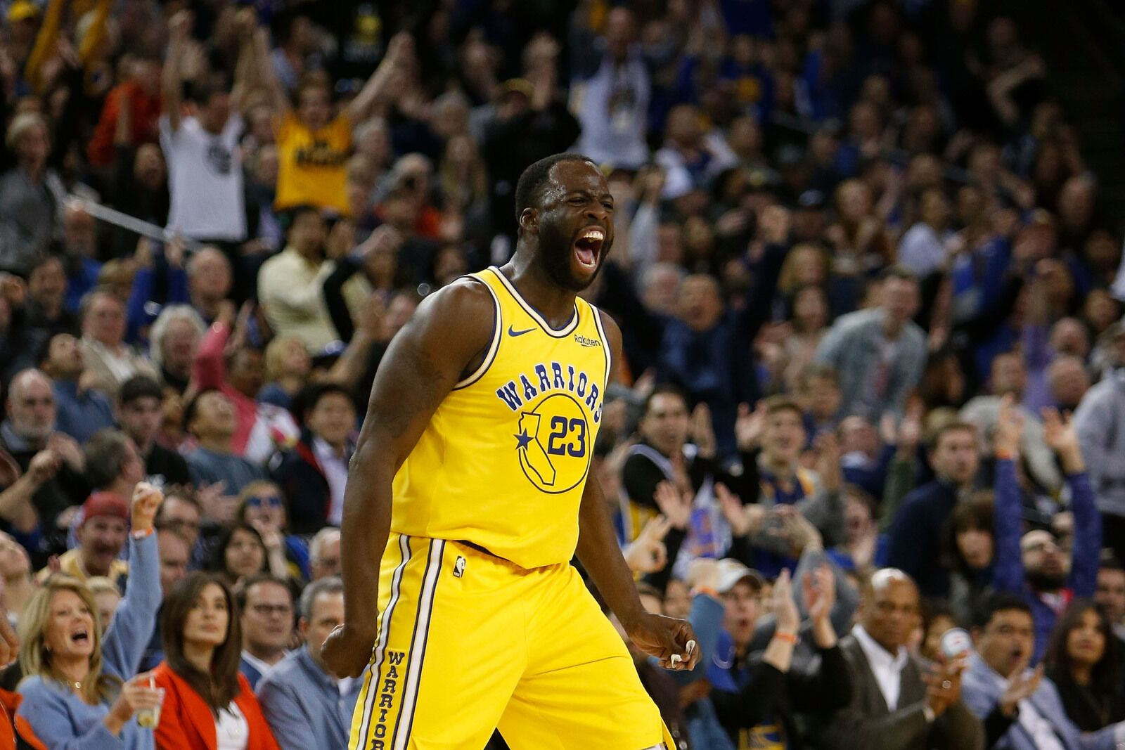 aae8297c057 Golden State Warriors: Time to worry about Draymond Green's slippage?