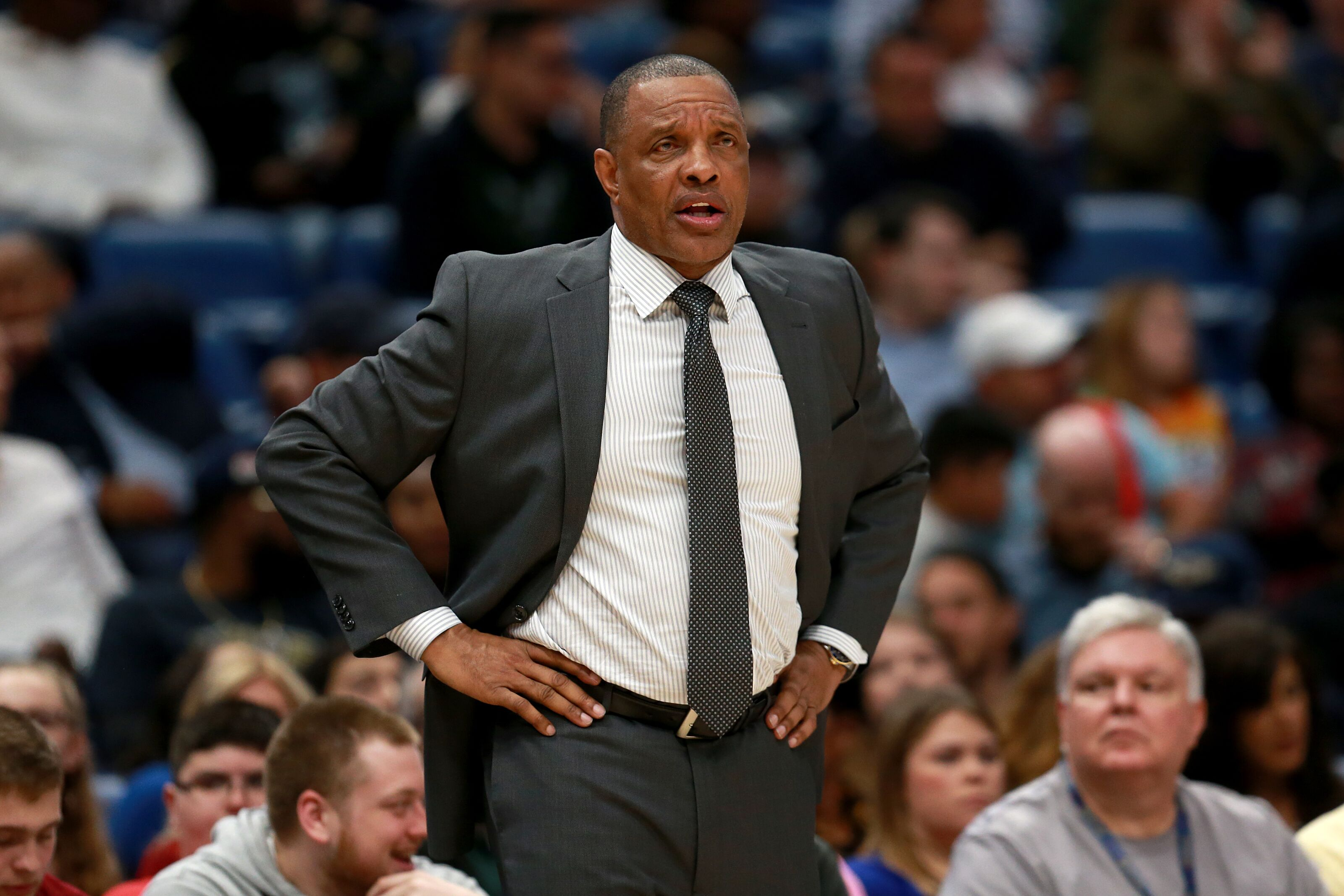 New Orleans Pelicans: The uphill battle Alvin Gentry is facing