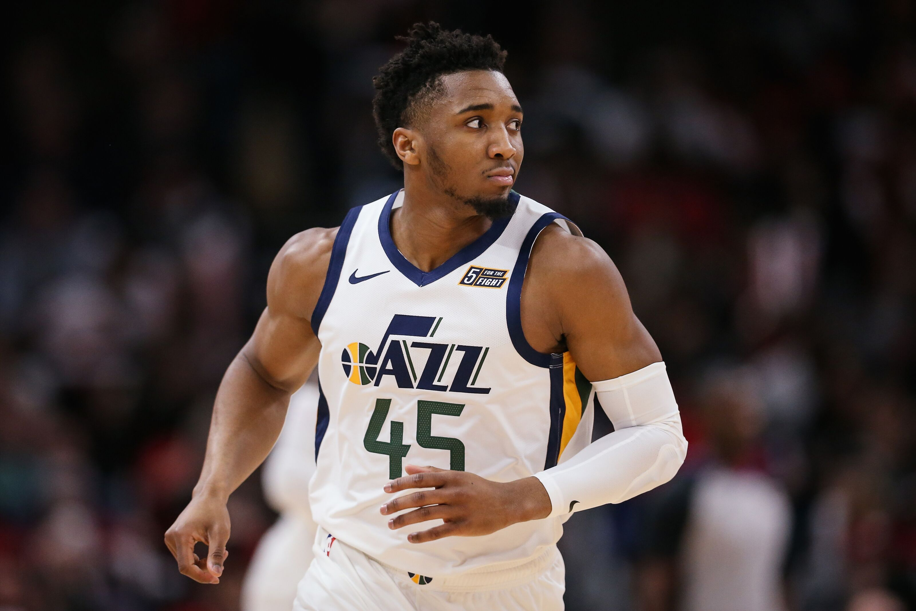 Utah Jazz: A look at Donovan Mitchell's career-best second half
