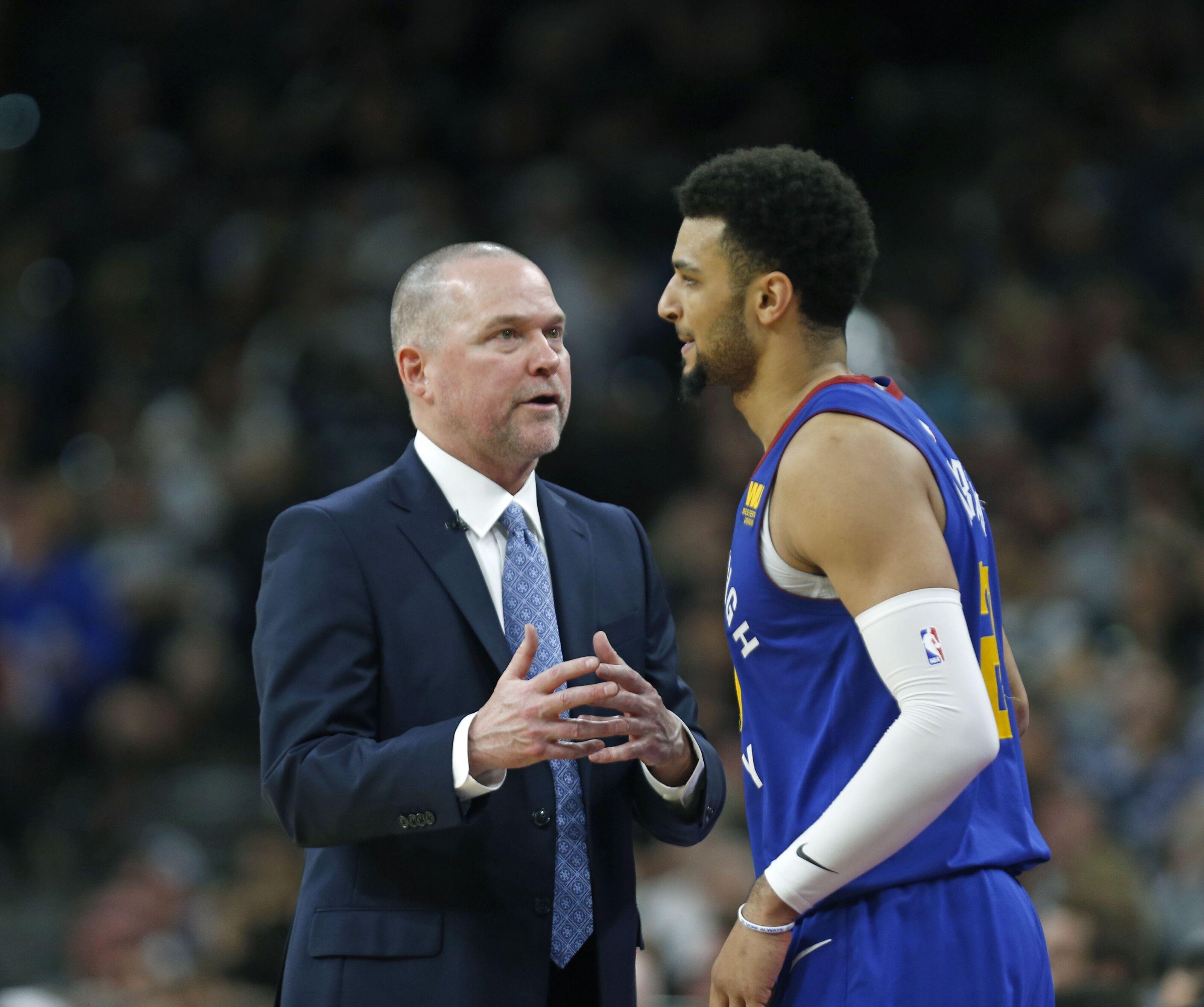 Denver Nuggets Malone: Denver Nuggets: Backcourt A Key Factor In Game 6