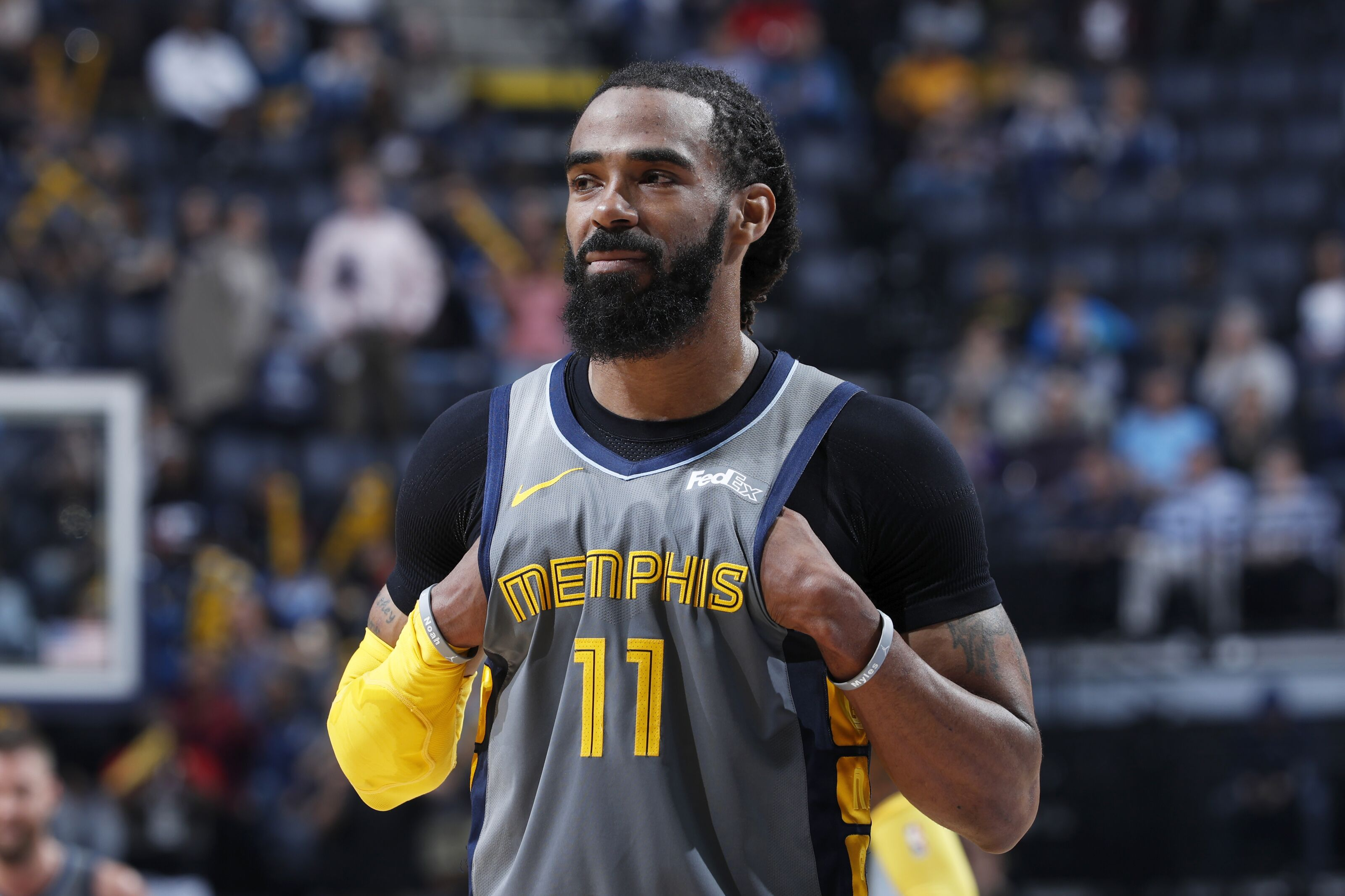 Could the Utah Jazz go after Mike Conley this offseason?