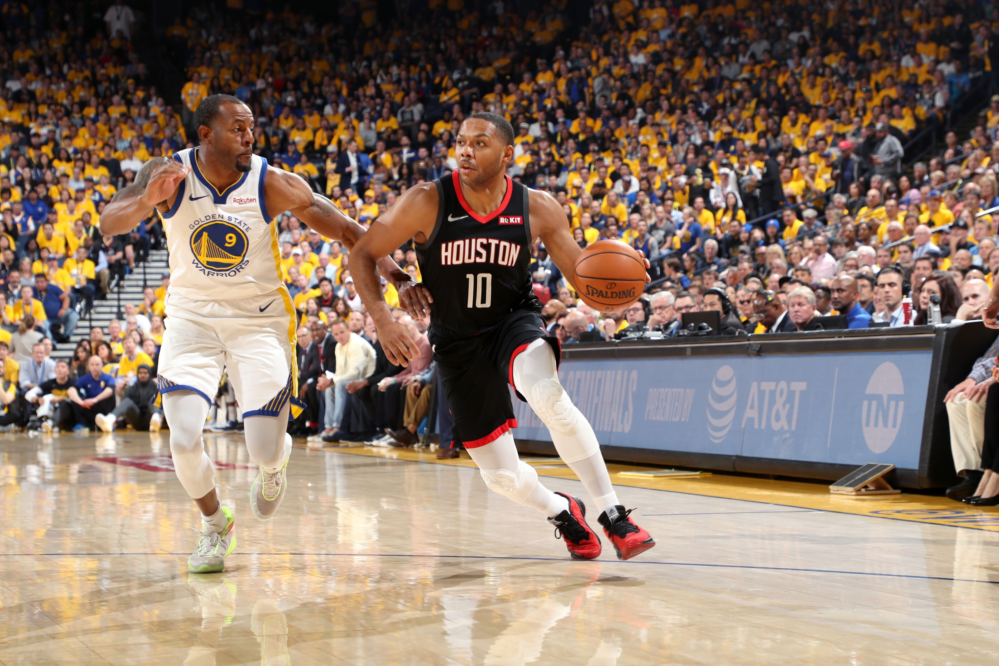 Houston Rockets: Could Eric Gordon have another big year?