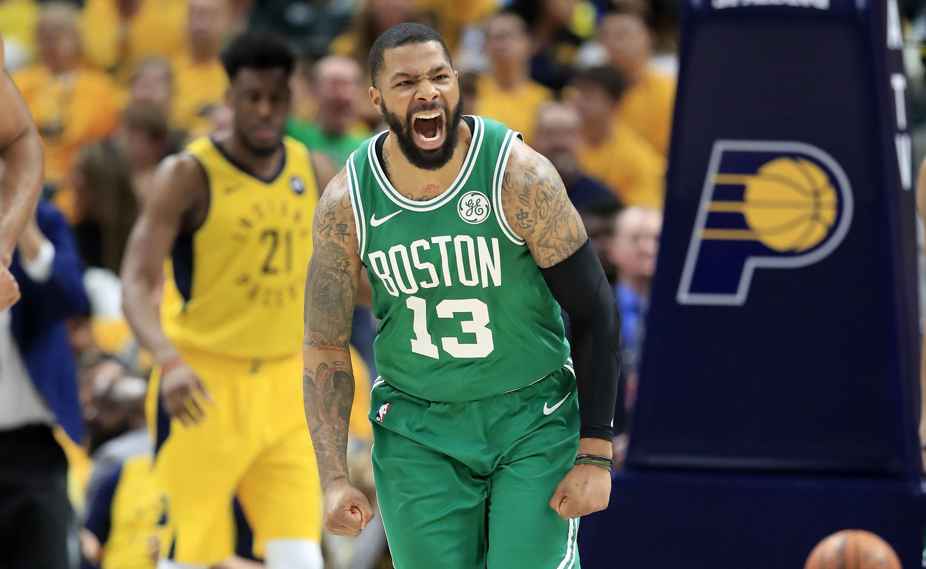 New York Knicks: Marcus Morris could have a career year in 2019-20