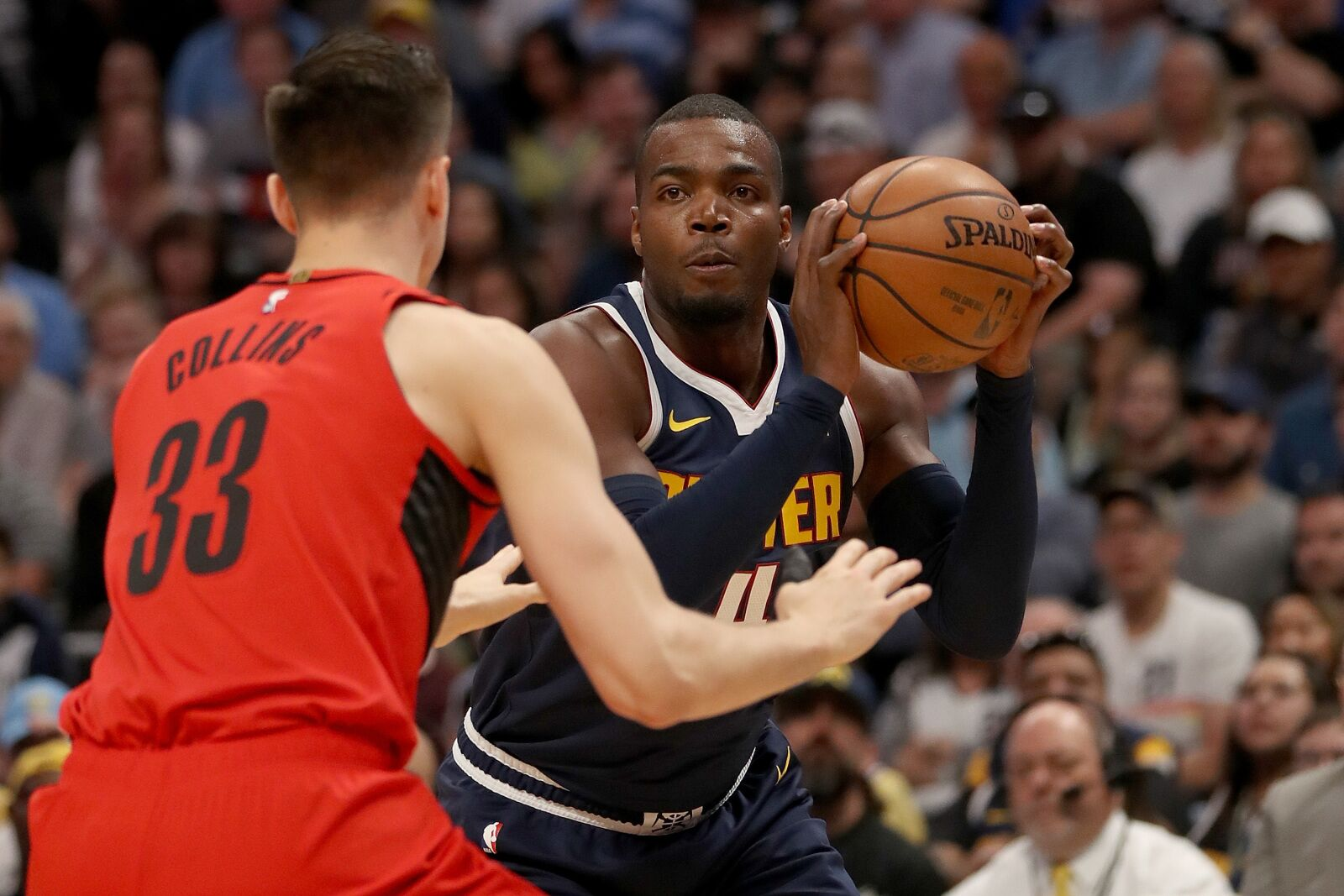 What should the Denver Nuggets do with Paul Millsap?