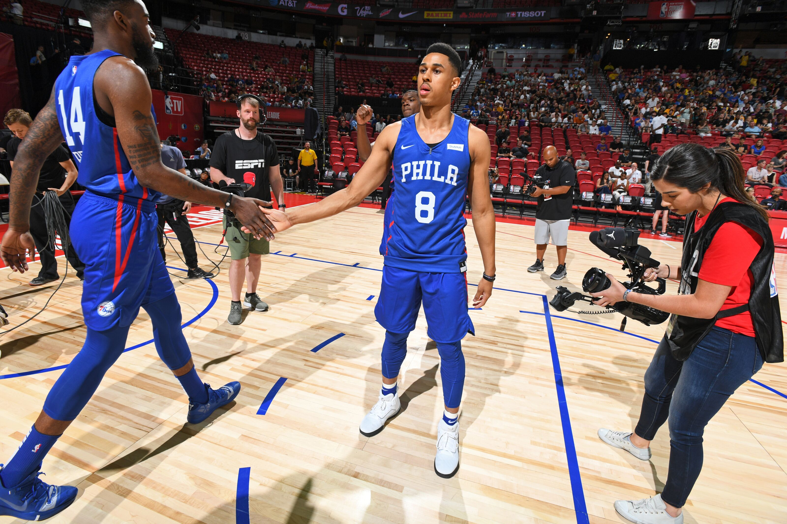 Philly's forgotten man: What will Zhaire Smith become?