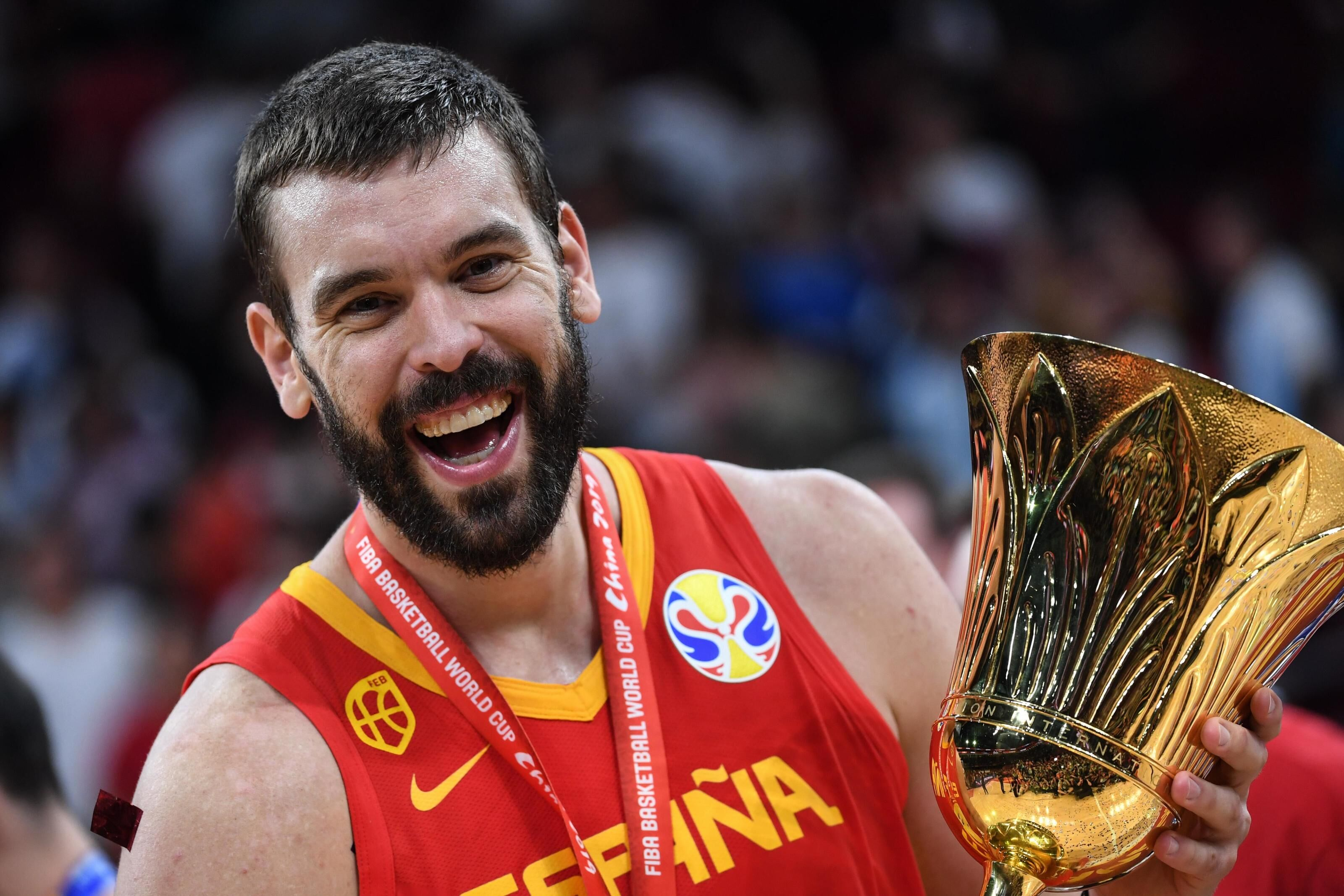 Where does Marc Gasol rank all-time internationally?
