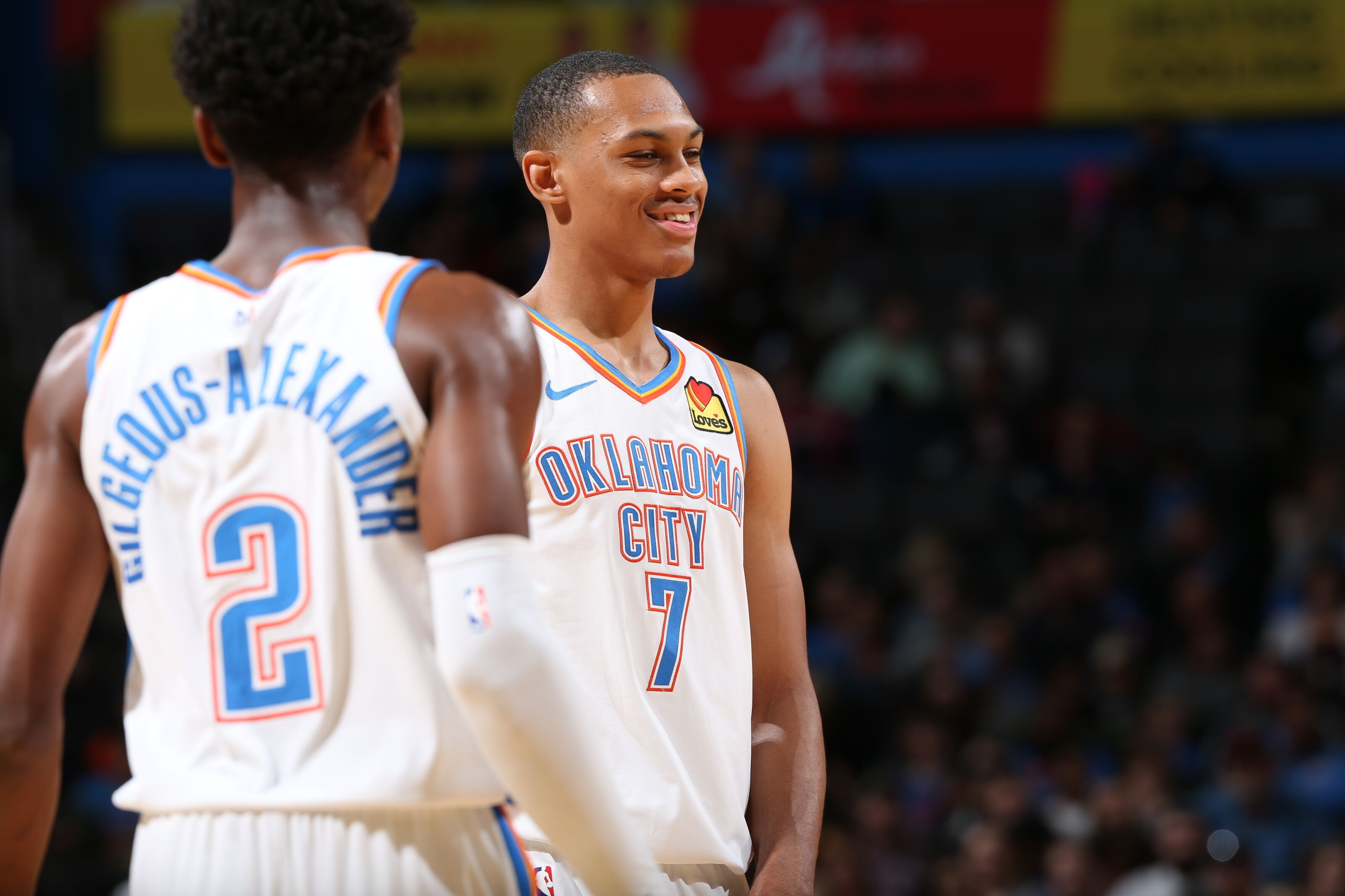 Could Darius Bazley be a Thunder star in the near future?