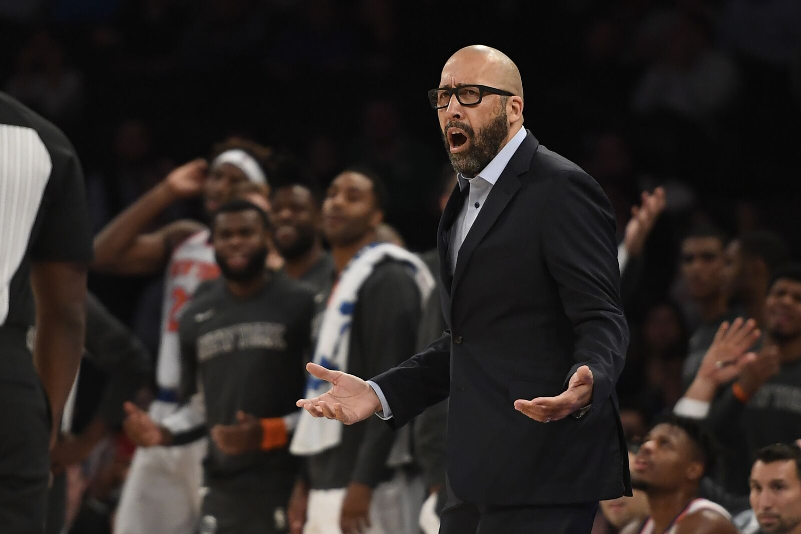 New York Knicks rumors: Players grumbling about role, playing time