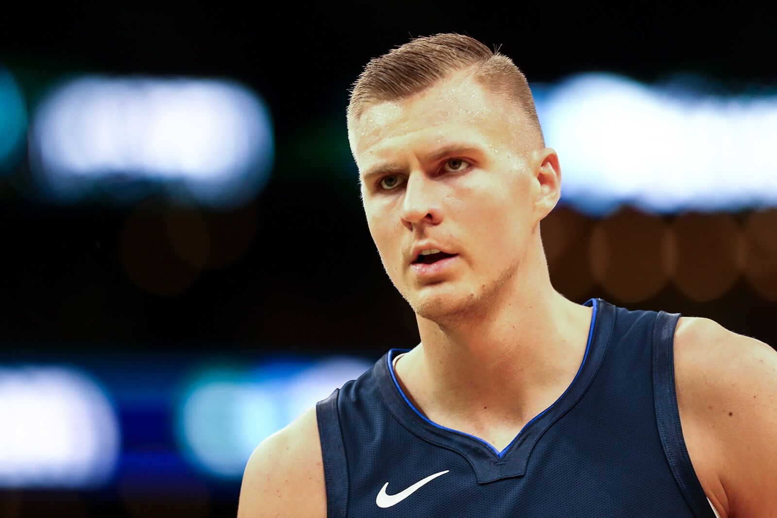 How Kristaps Porzingis can take advantage of Luka's absence from Dallas Mavericks