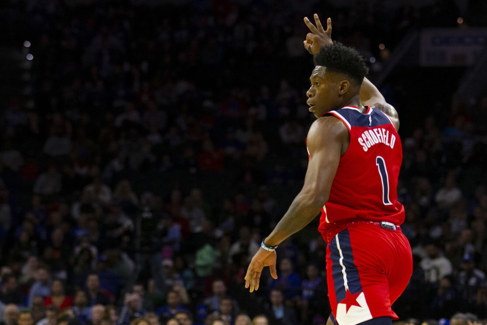 Washington Wizards: It's time to give Admiral Schofield more opportunity