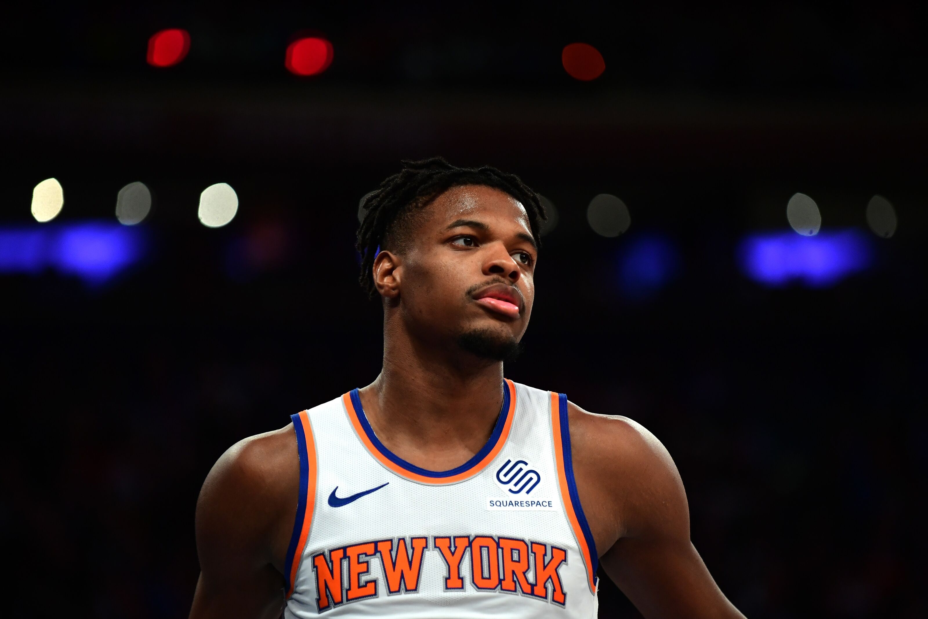 New York Knicks need to bench Dennis Smith Jr. for his own good