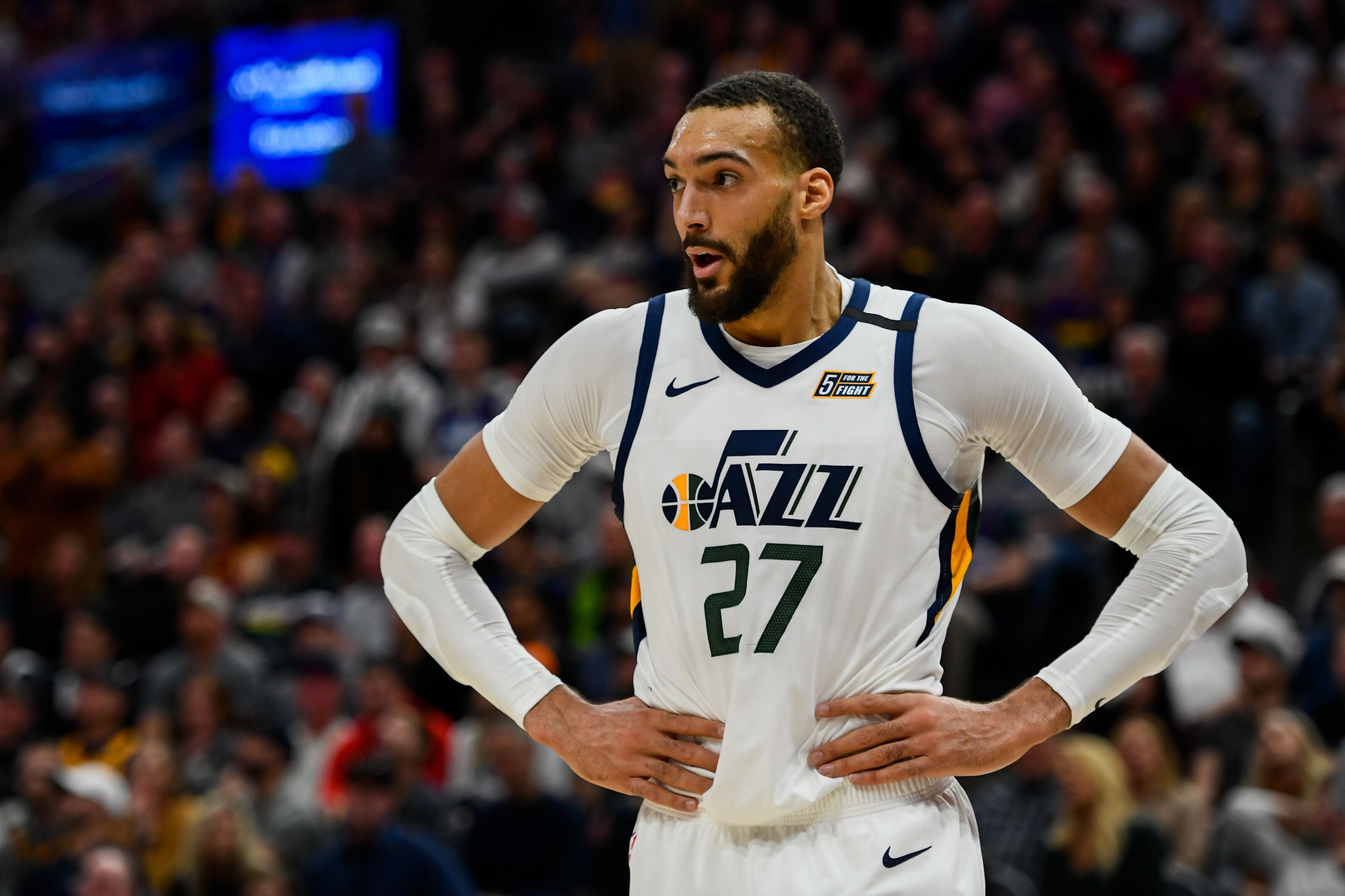 Utah Jazz: Rudy Gobert's All-Star case is clear as day