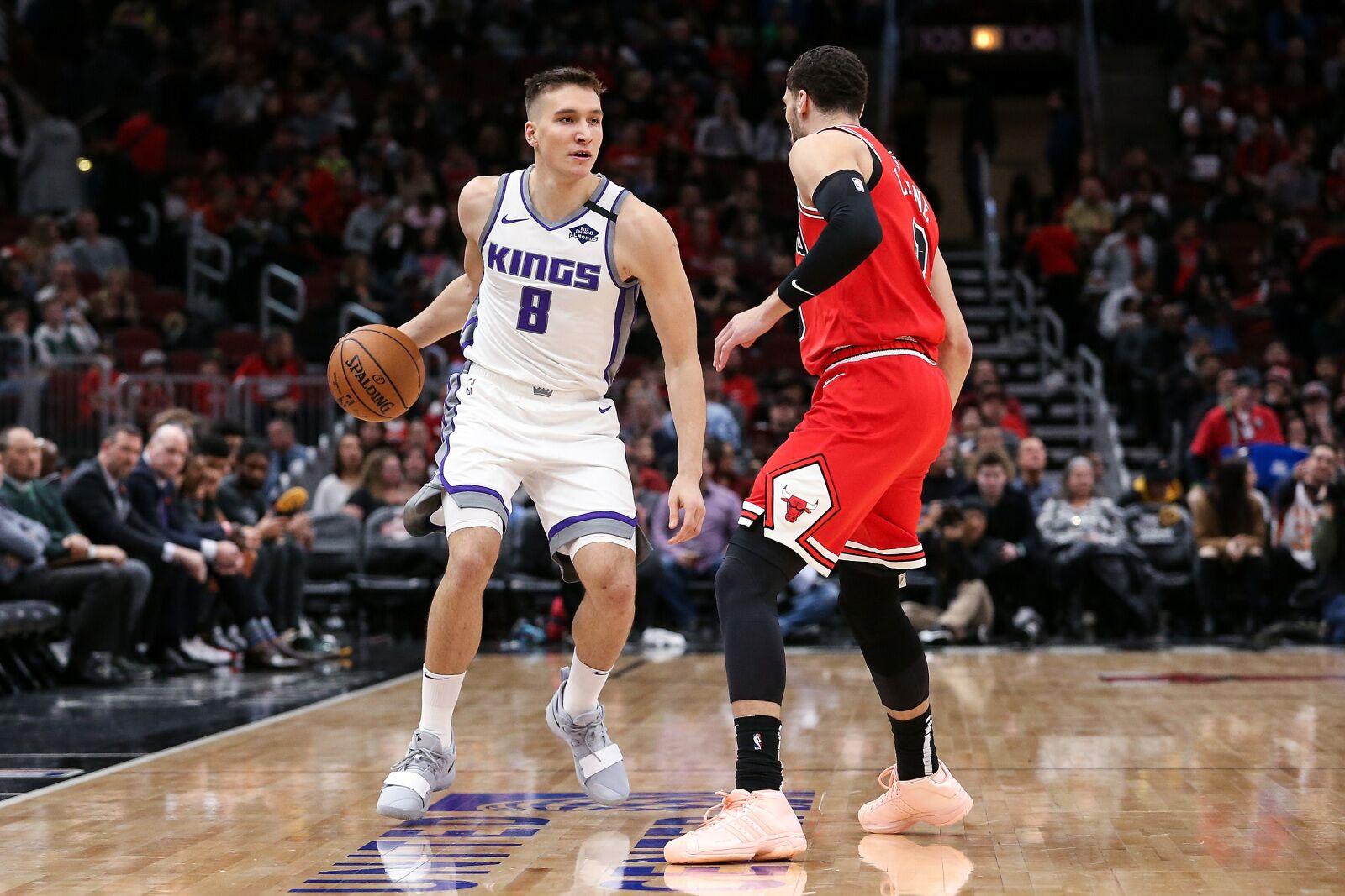 Should the Sacramento Kings trade Bogdan Bogdanovic before deadline?