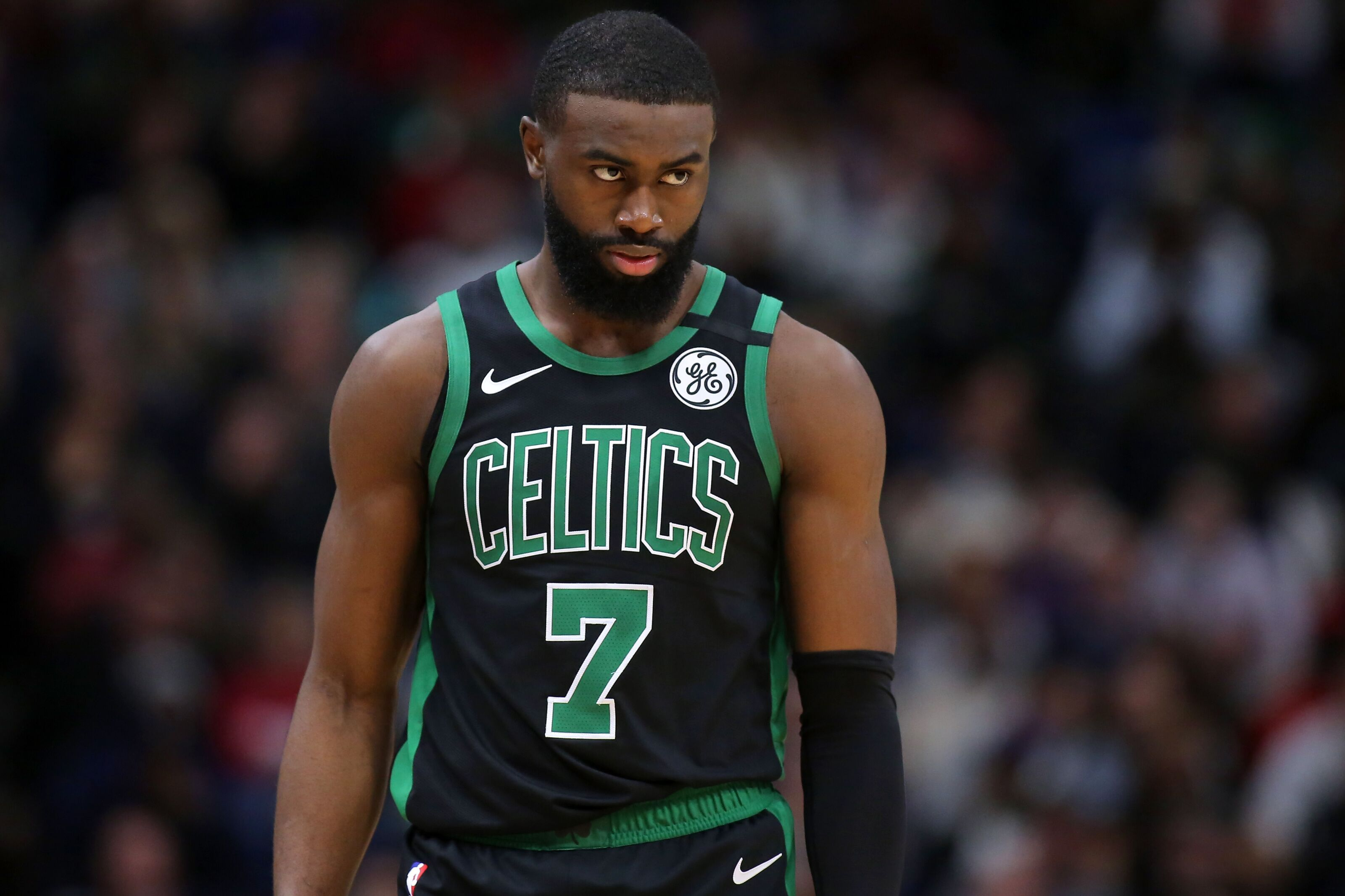 Boston Celtics: Jaylen Brown deserved All-Star recognition over Tatum