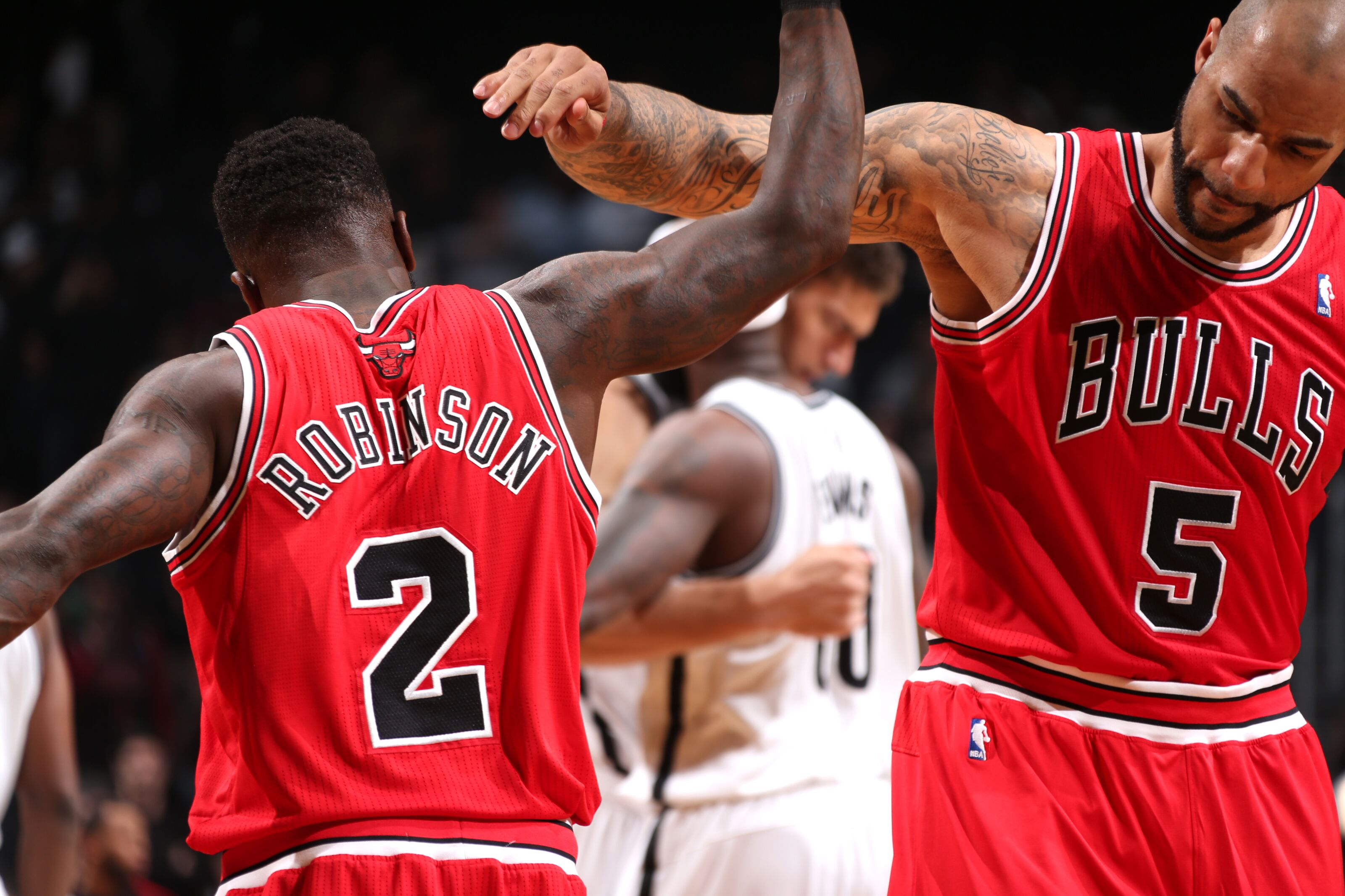 Nate Robinson returns to Chicago for All-Star weekend with Carlos Boozer