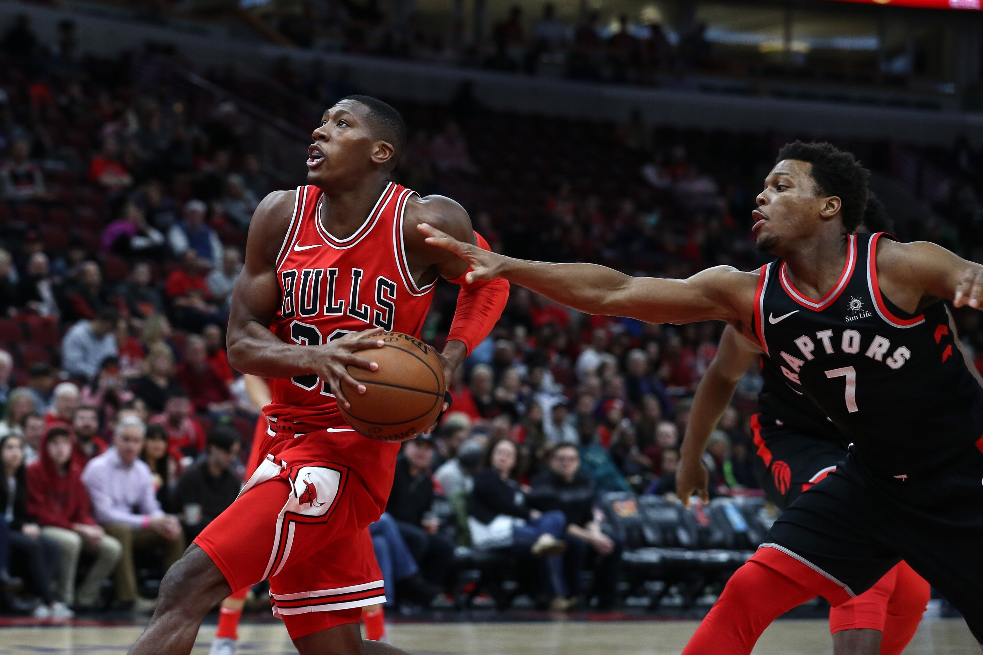 finest selection cb2c1 987b3 Chicago Bulls  Kris Dunn s unbelievable rags to riches story