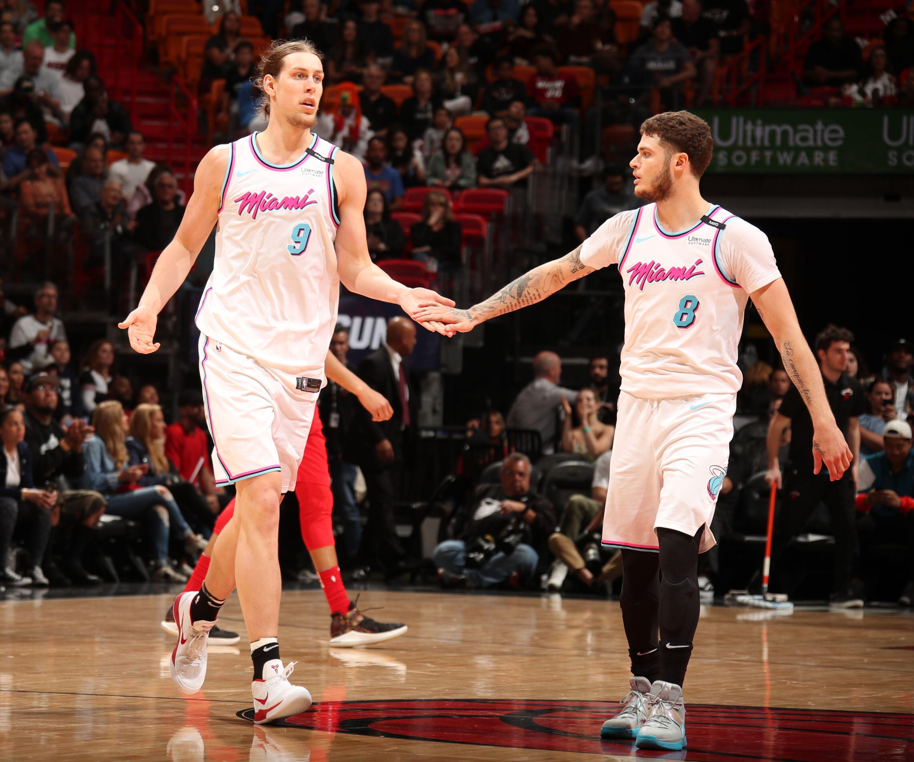 Miami Heat: A Trade Proposition For The Portland Trail Blazers