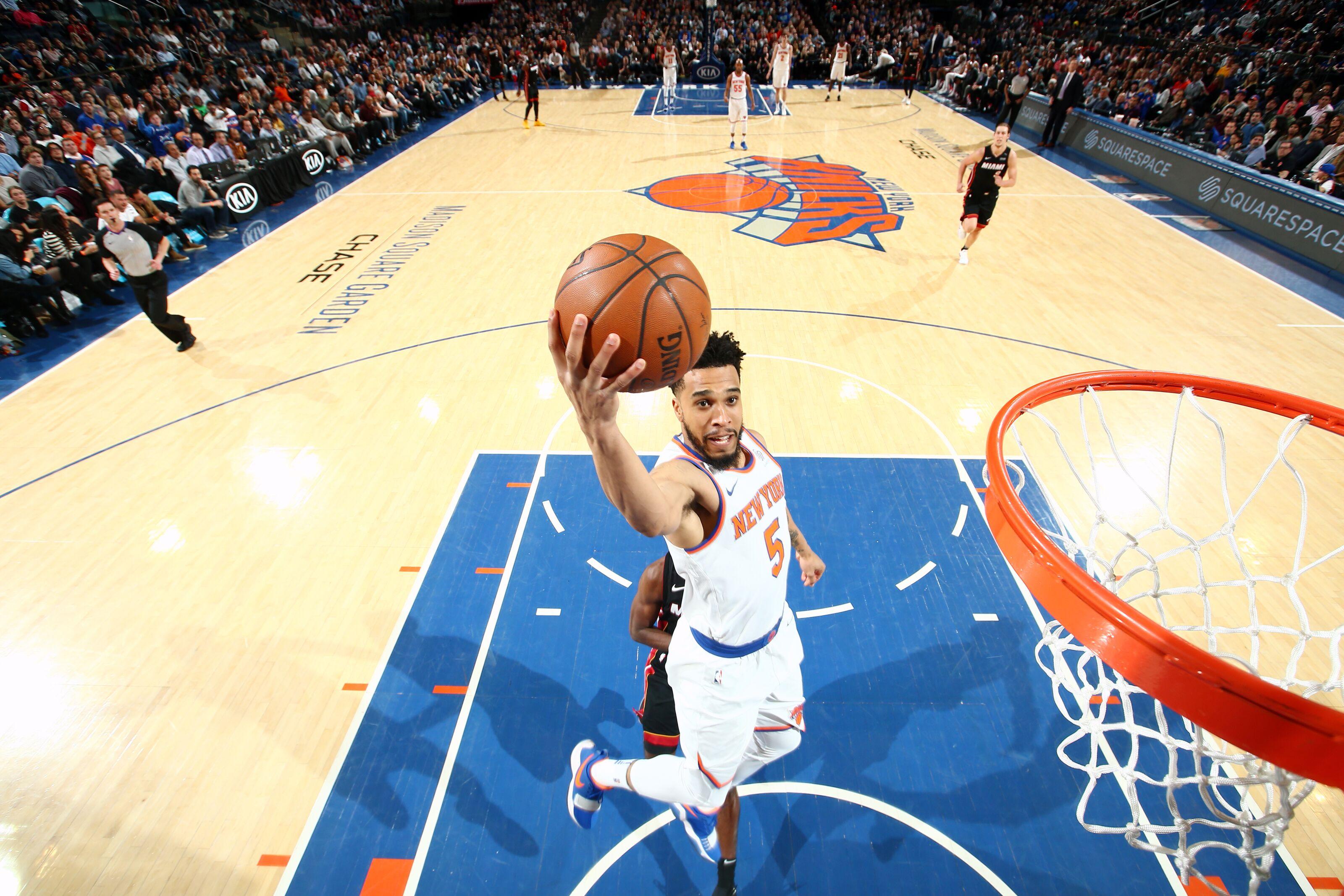 New York Knicks: 4 potential landing spots for Courtney Lee