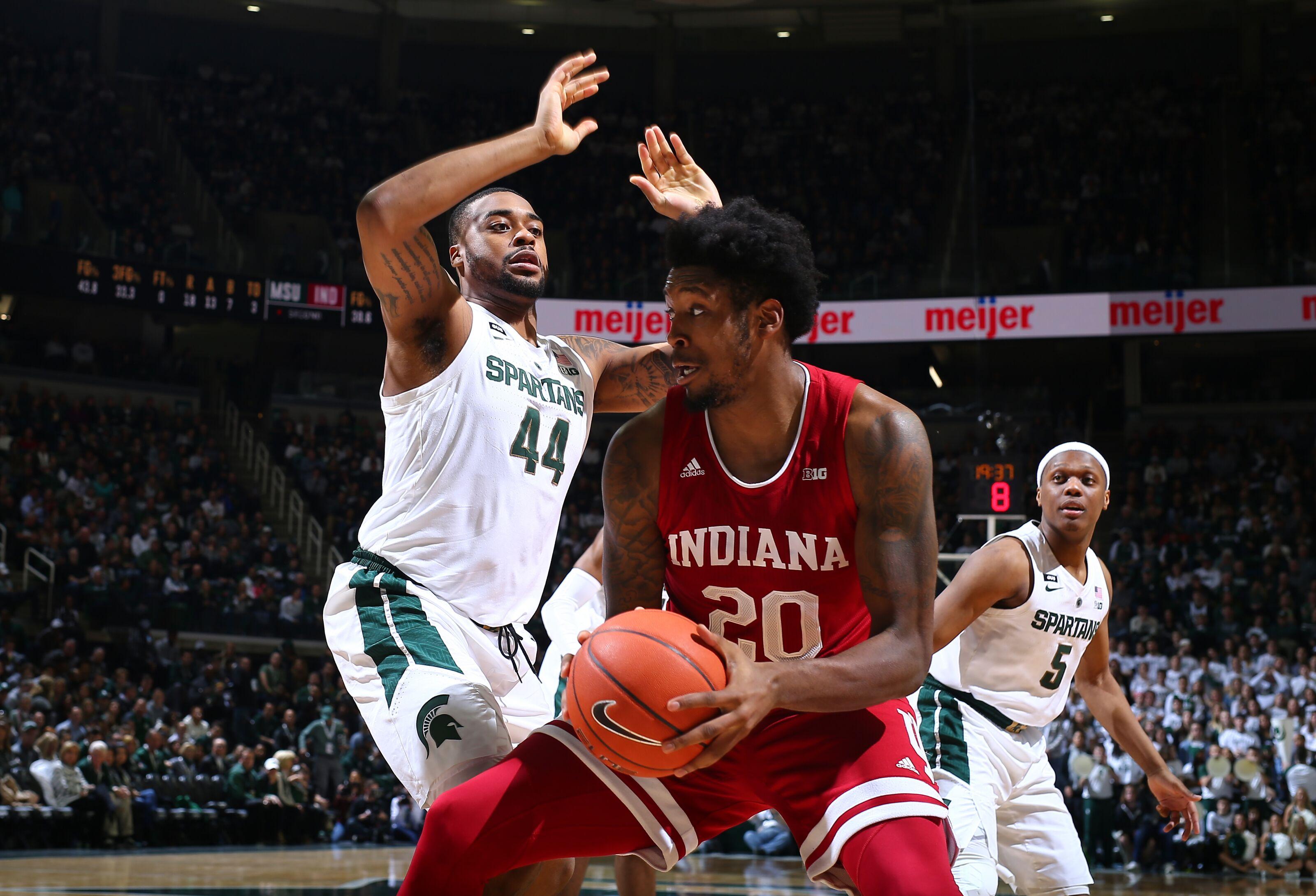 Indiana Basketball: Did 247Sports get De'Ron Davis' ranking right?