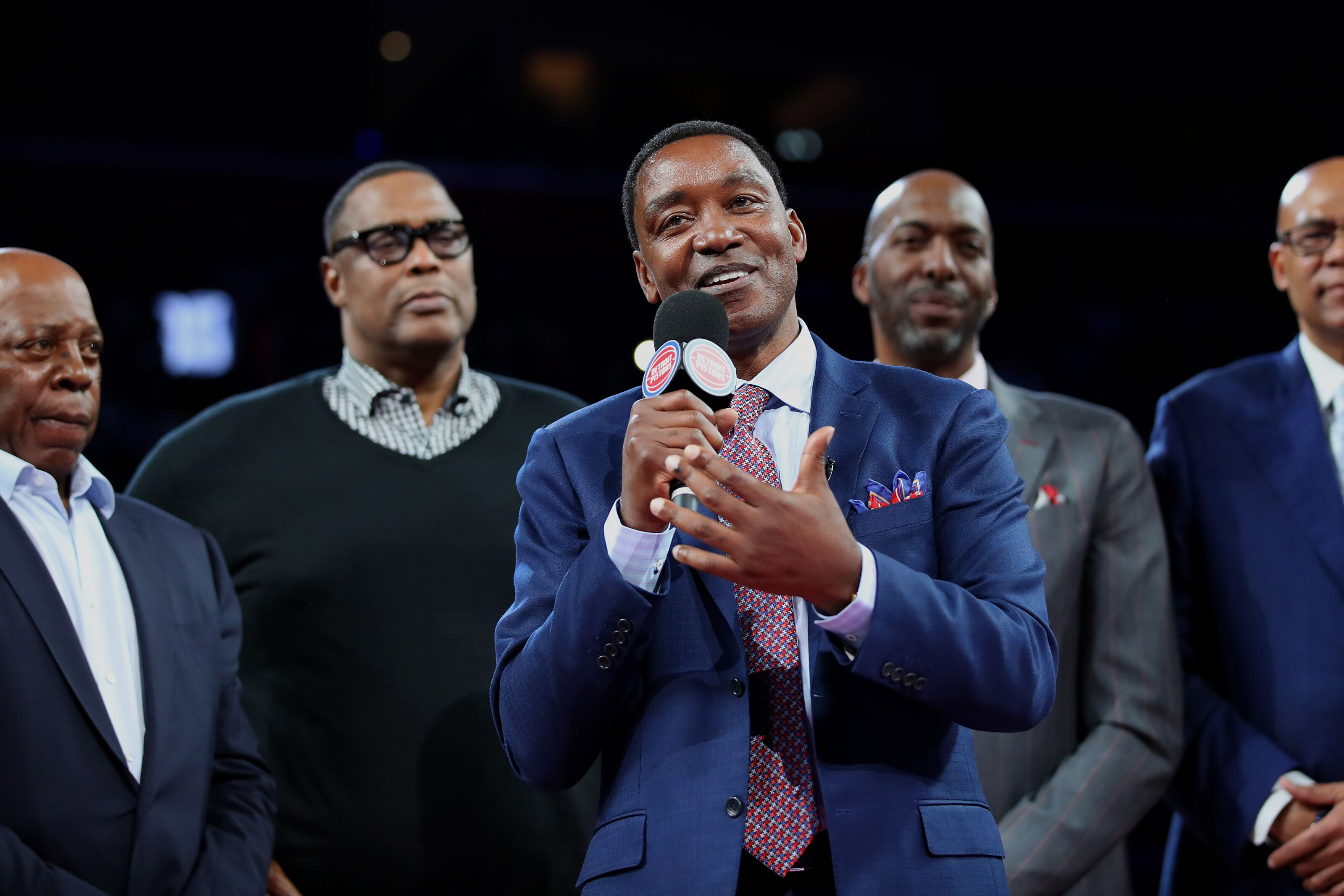 Indiana Basketball: Pistons to build statue in honor of Isiah Thomas