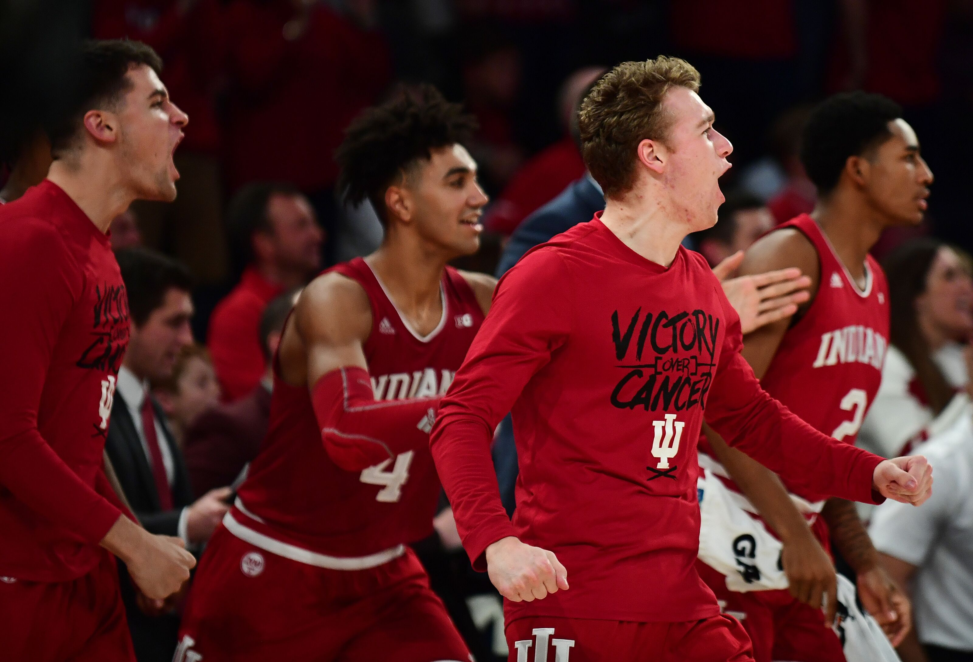 Indiana Basketball: Hoosiers show toughness in win against UConn