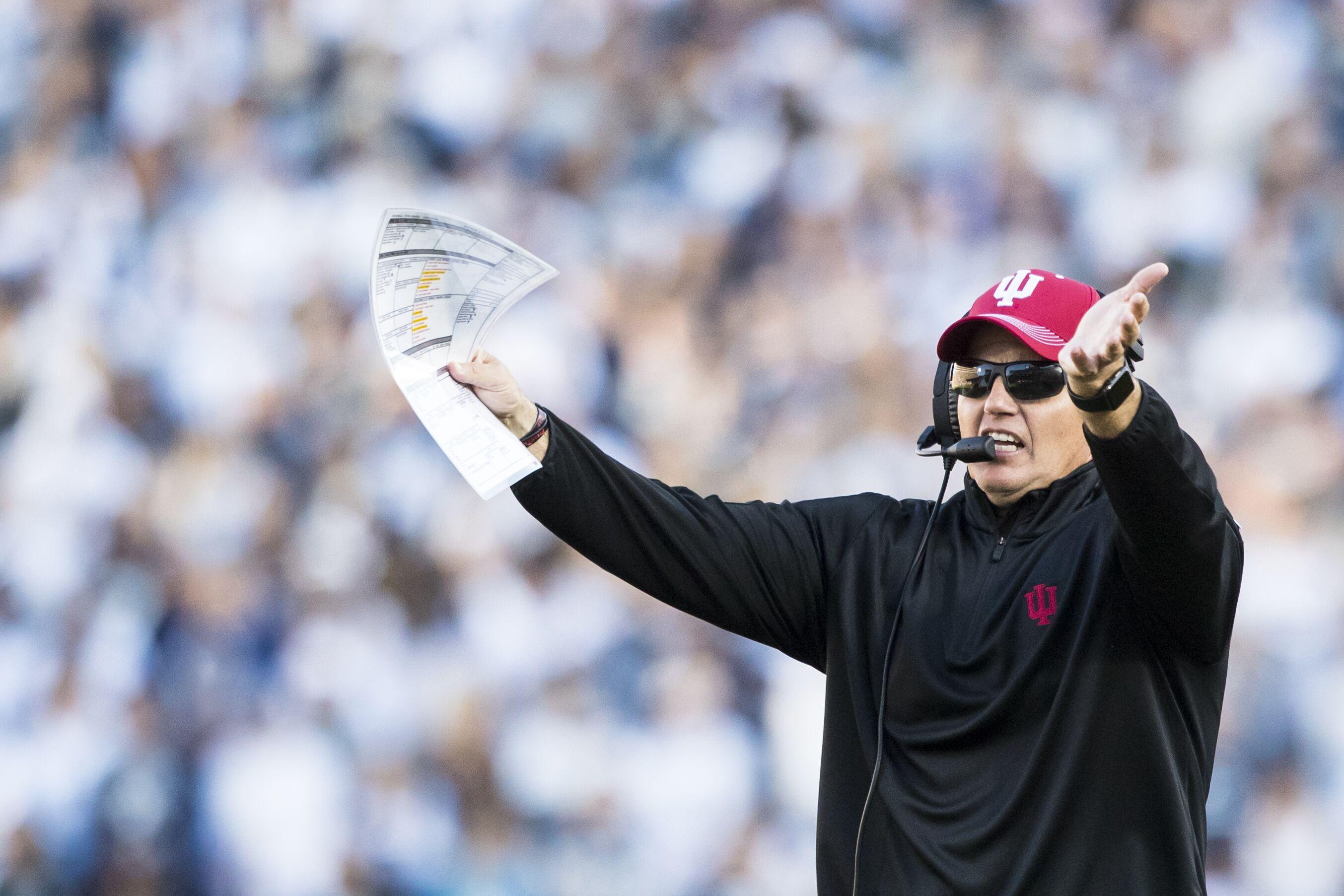 Indiana Football: Tom Allen makes big prediction at Big Ten Media Day