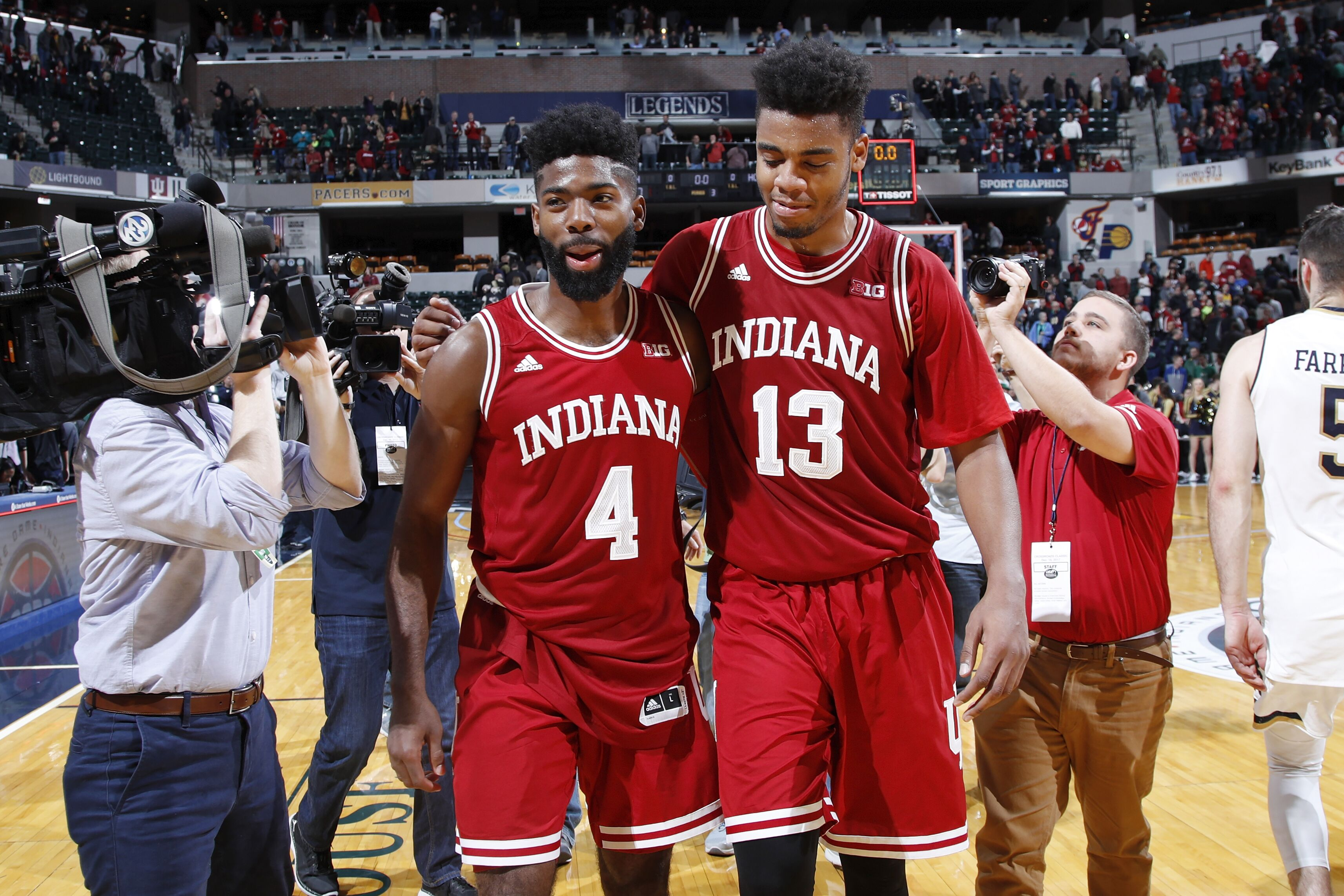 should the indiana hoosiers host an nit game this year?
