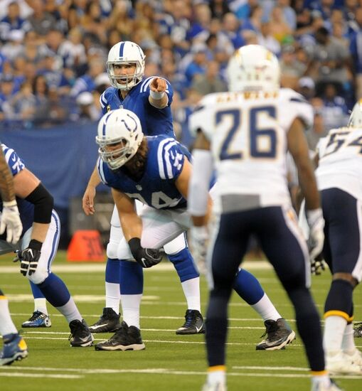 San Diego Chargers Game Score: Indianapolis Colts Rally Against San Diego Chargers, 26-22