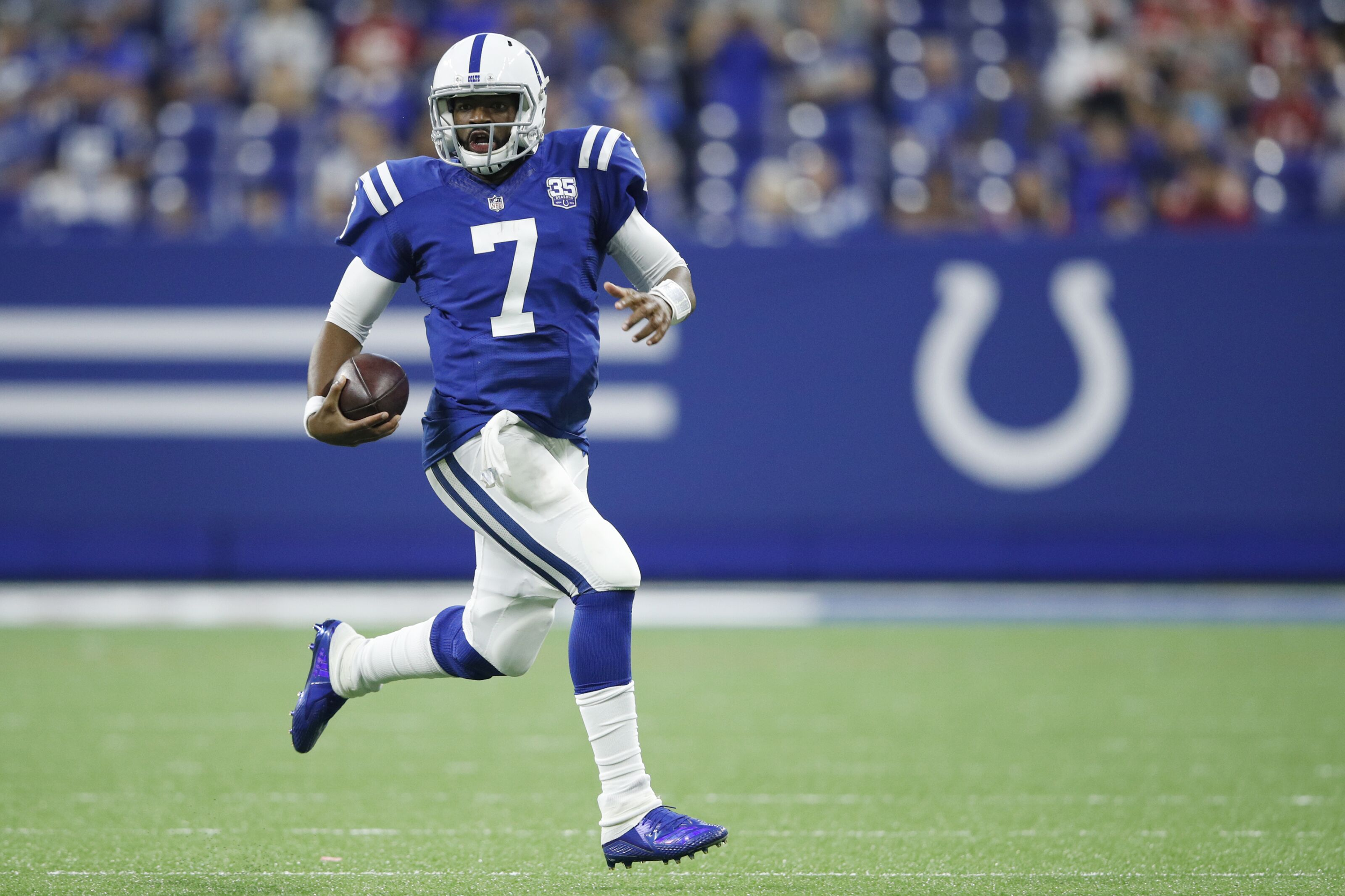 best loved 0c87d 392cf What is the future of Colts' QB Jacoby Brissett?