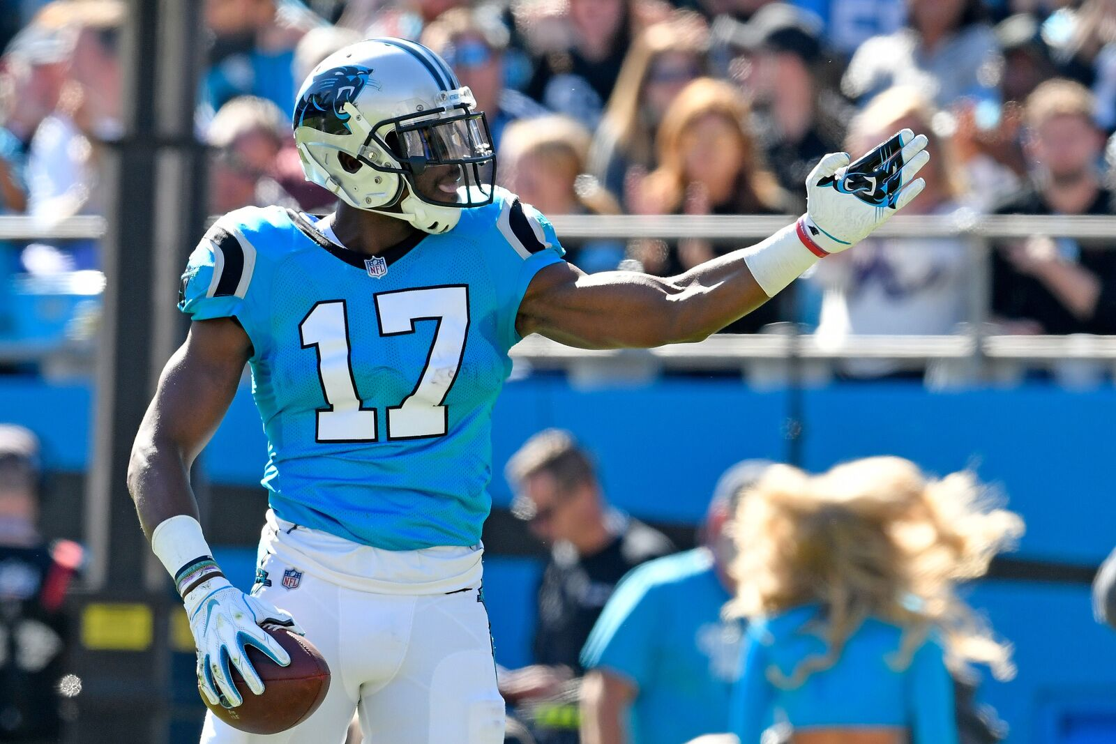 How can the Colts effectively use Devin Funchess?