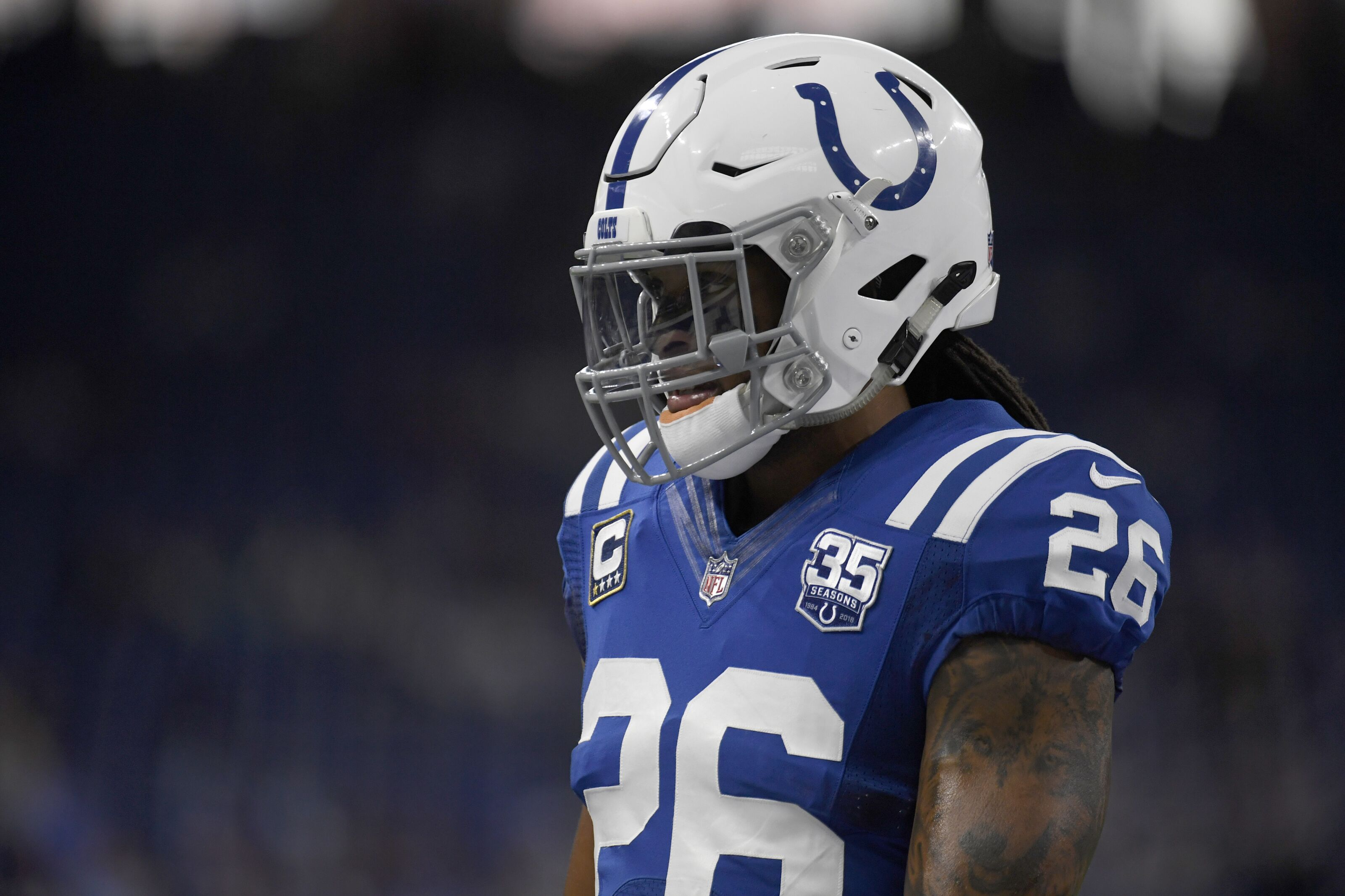 Colts defense to be at full strength against Texans