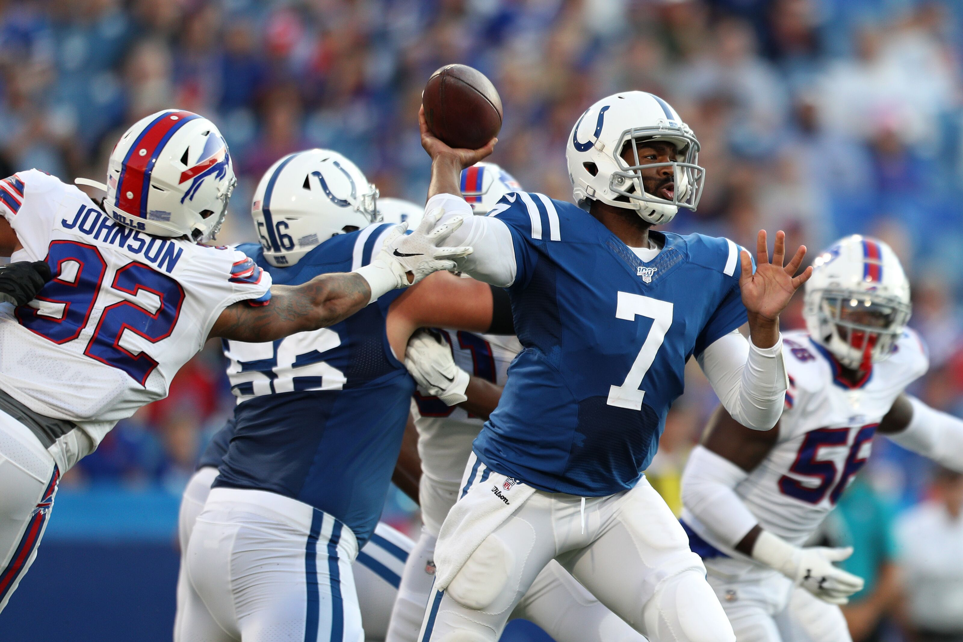Colts need to brace for possibility of Brissett starting