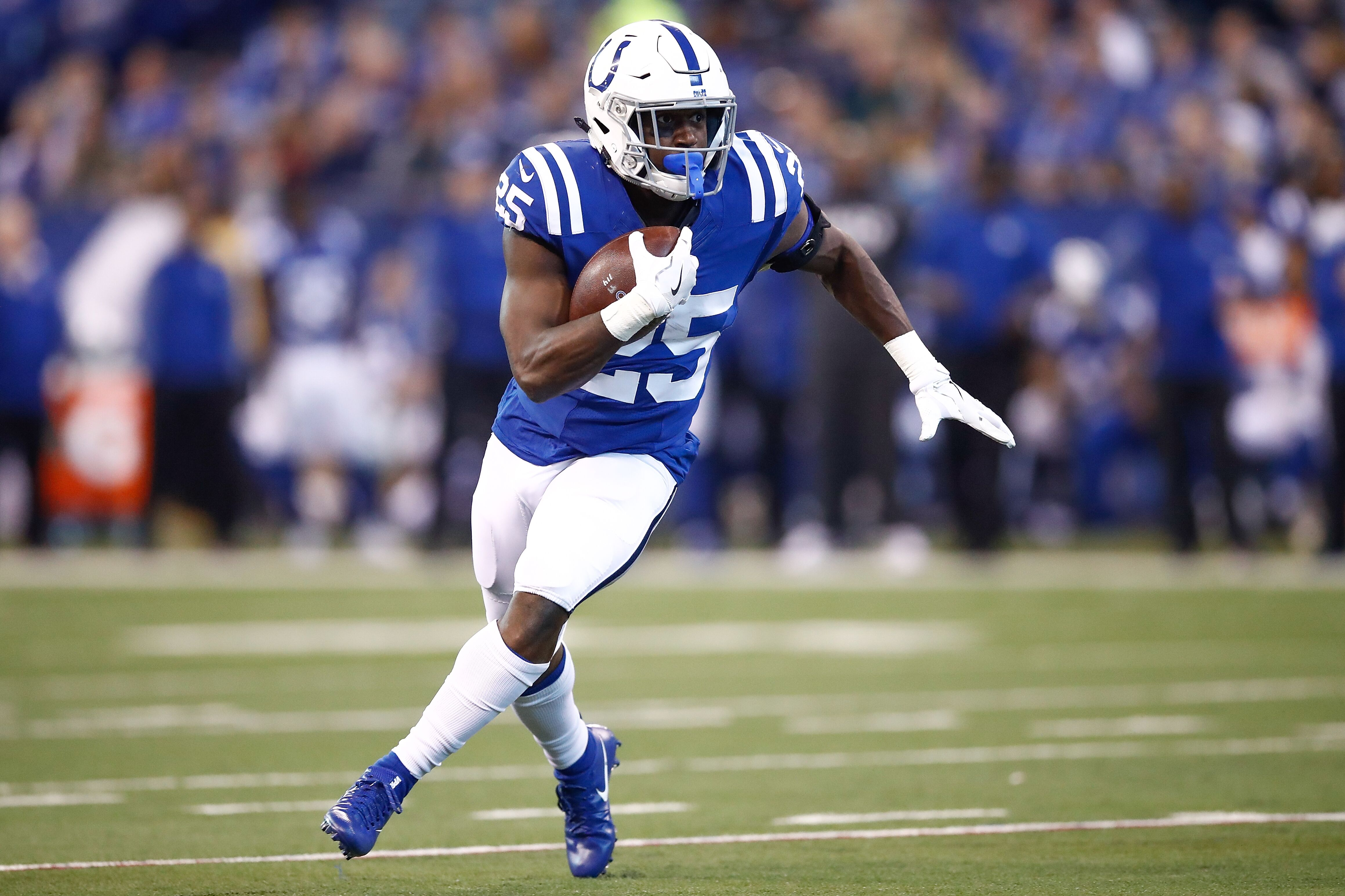 9b2ecd5bf Indianapolis Colts: Who Can Emerge as the Starting Running Back?