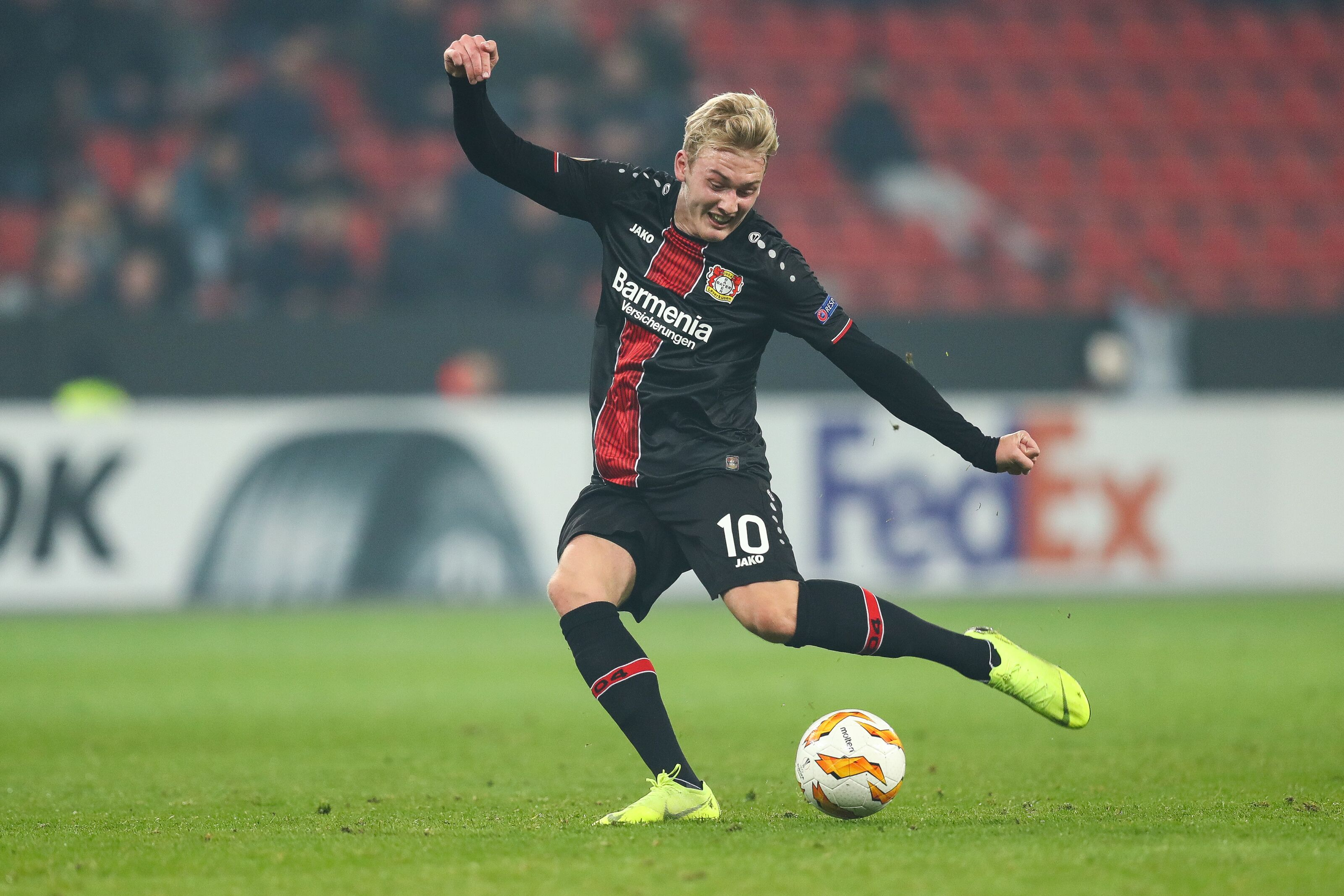 Julian Brandt is a Perfect Signing for Tottenham Hotspur