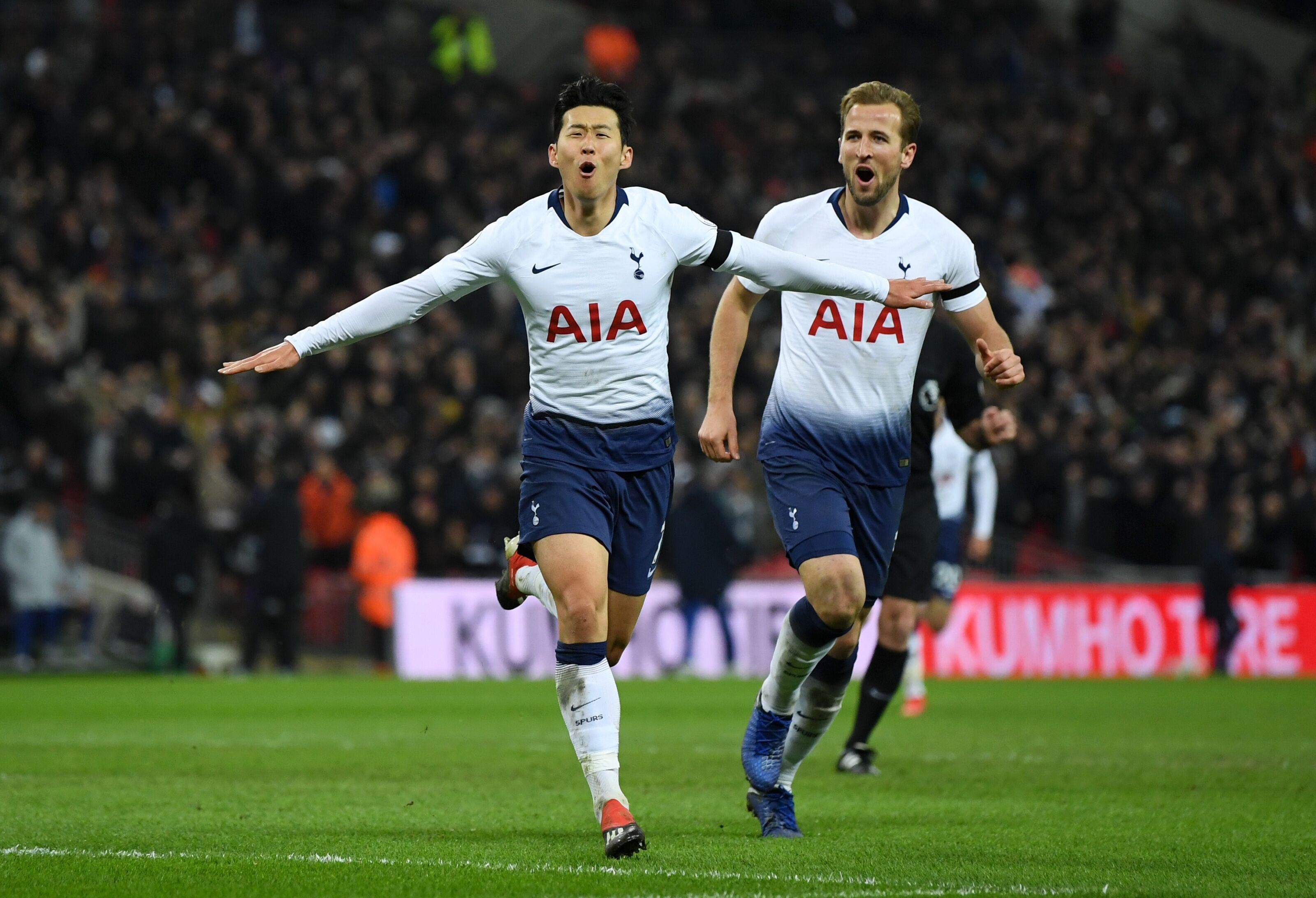 Tottenham Potential starting XI vs Arsenal