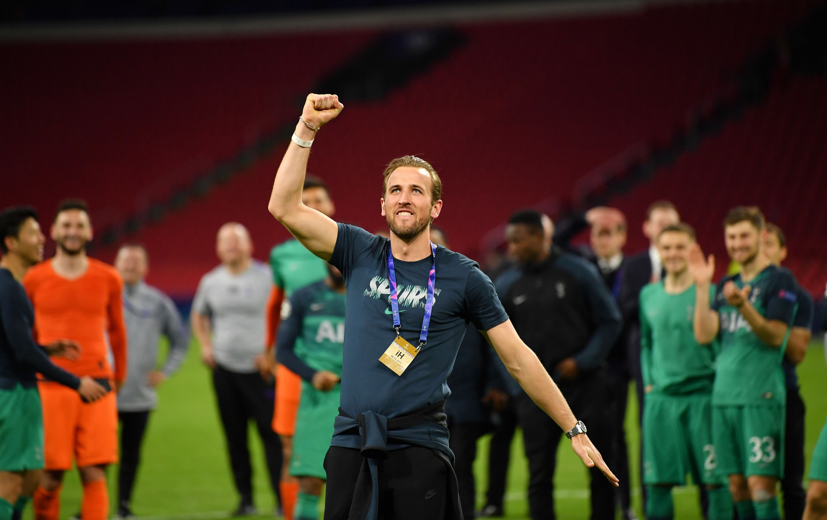 Which Harry Kane will show up for Tottenham in the Final?