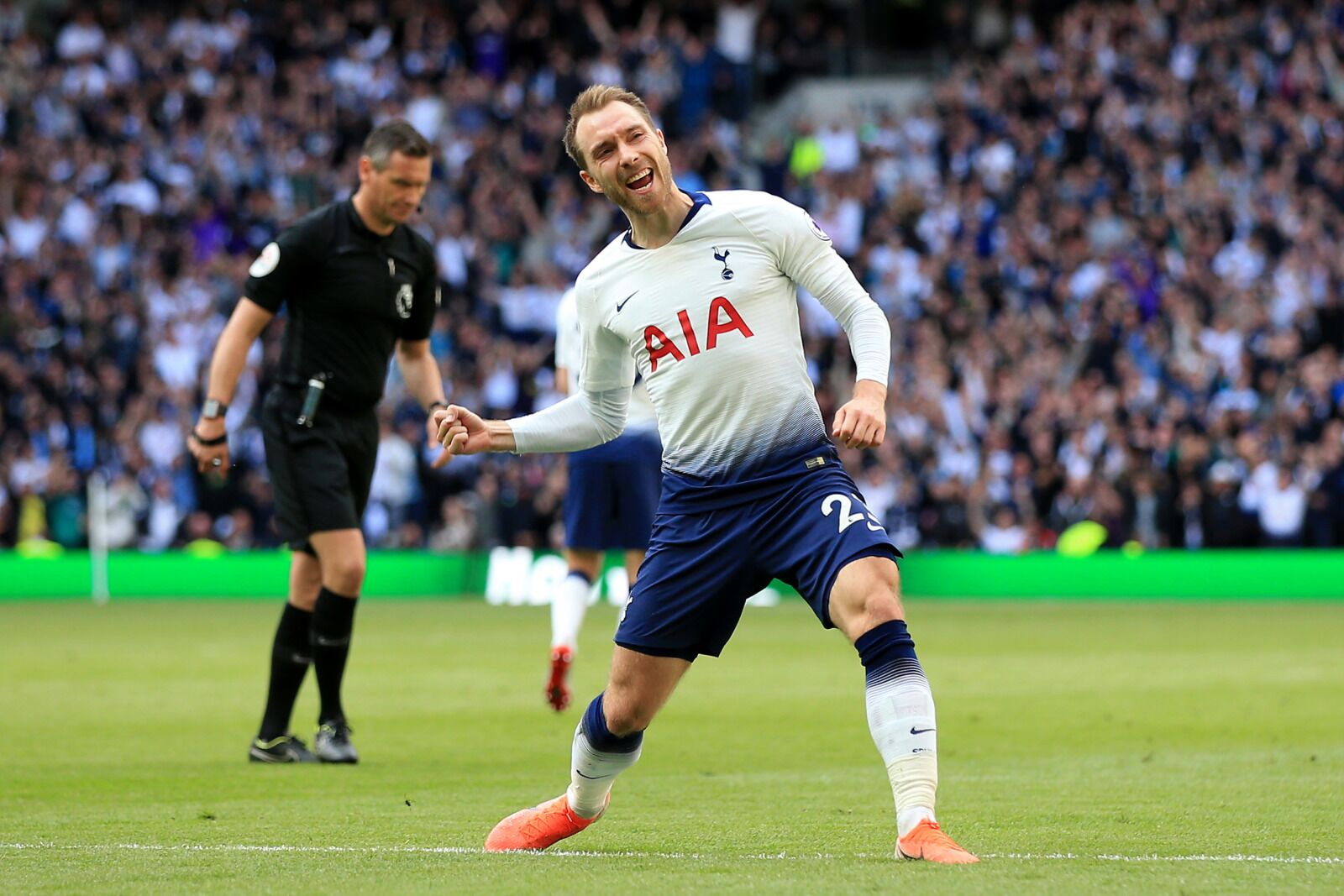 A swap deal for Dybala and Eriksen with Juventus could suit Tottenham
