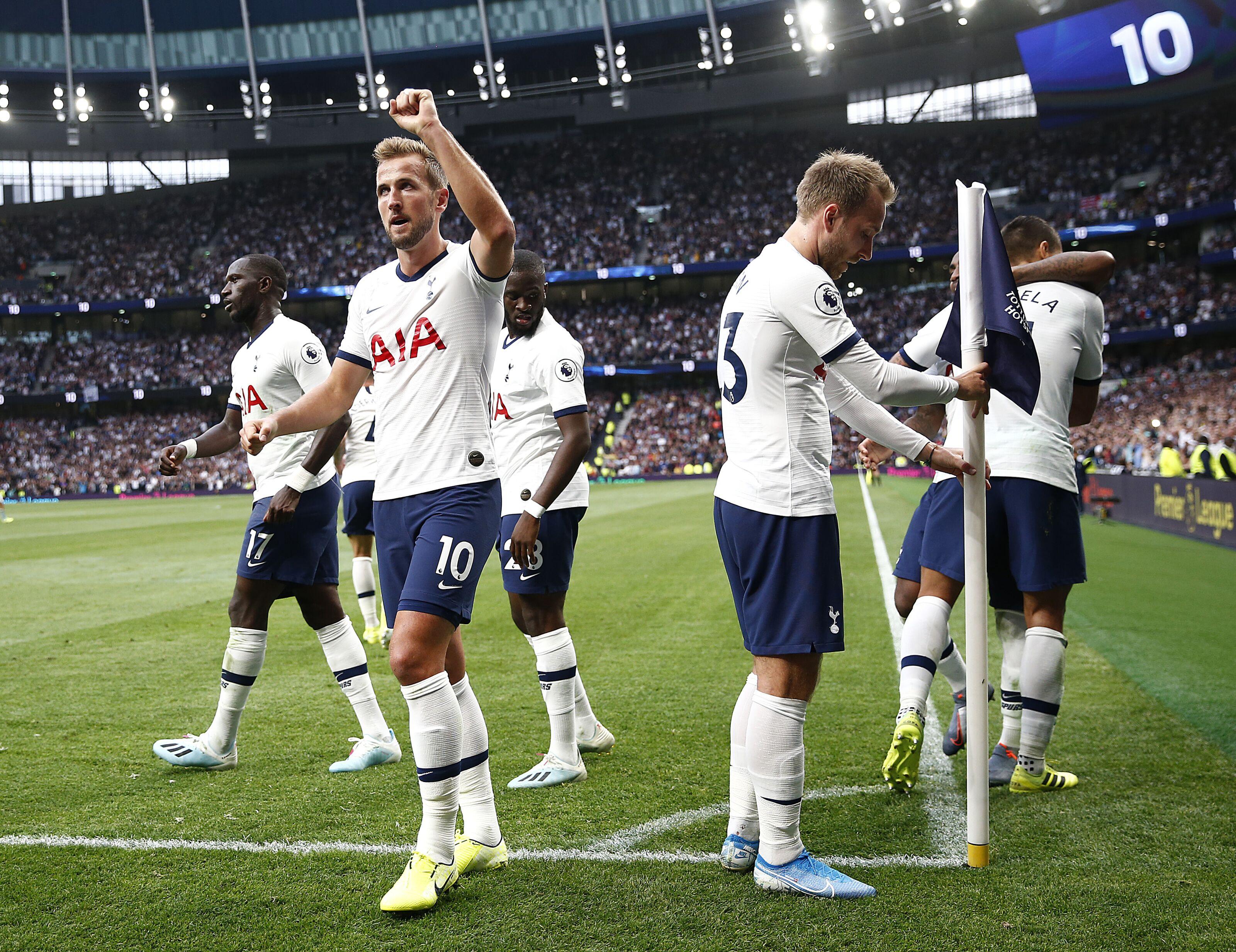 September success on the docket for Tottenham Hotspur?