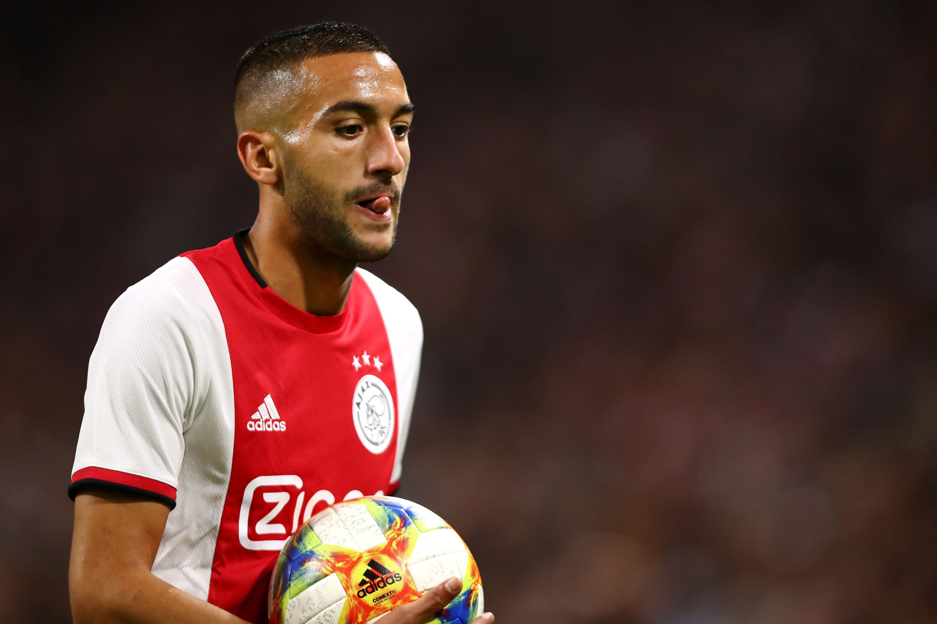 Tottenham battle Premier League rivals to sign Moroccan star