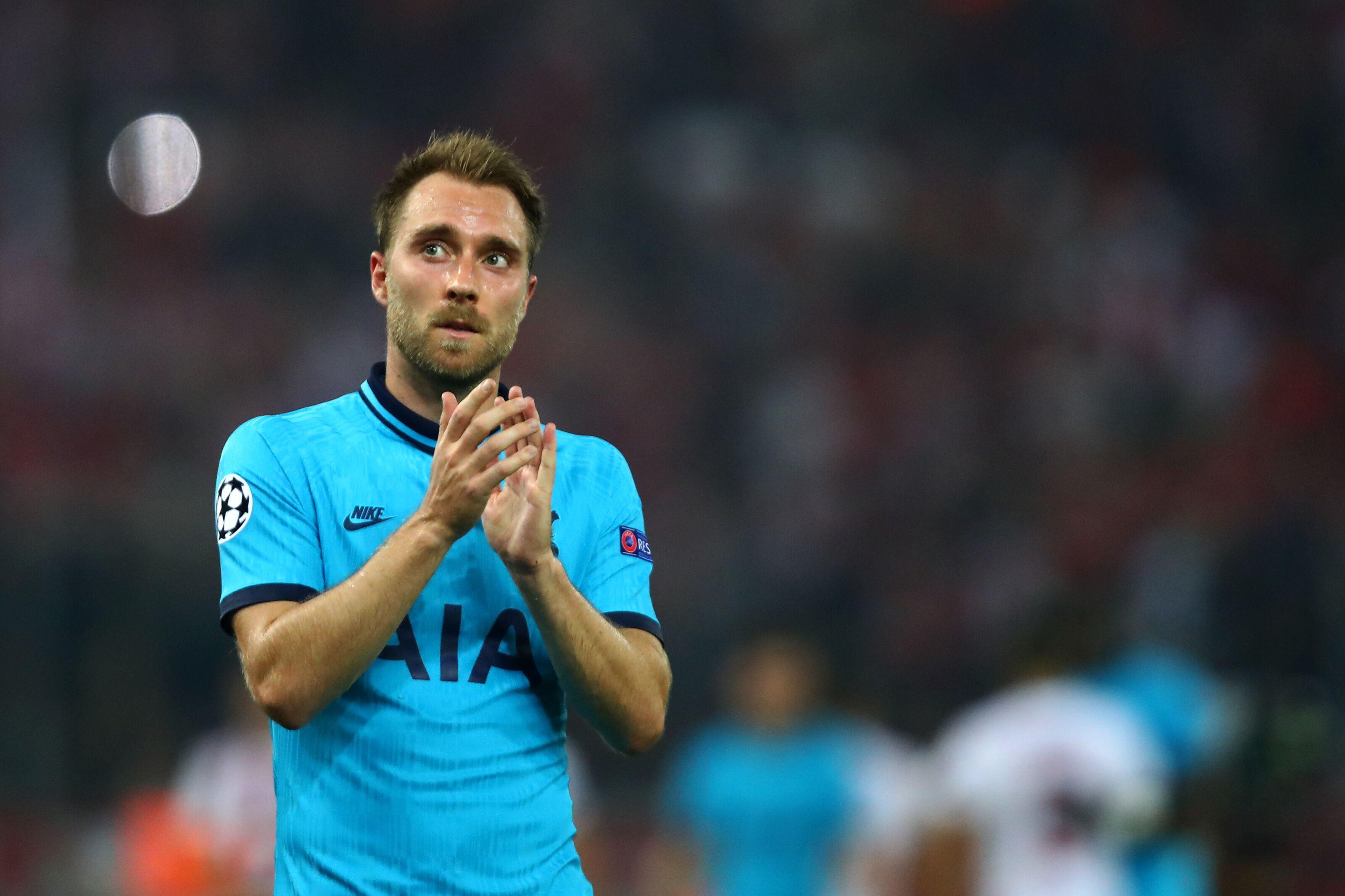 Do Tottenham supporters care where Christian Eriksen goes?