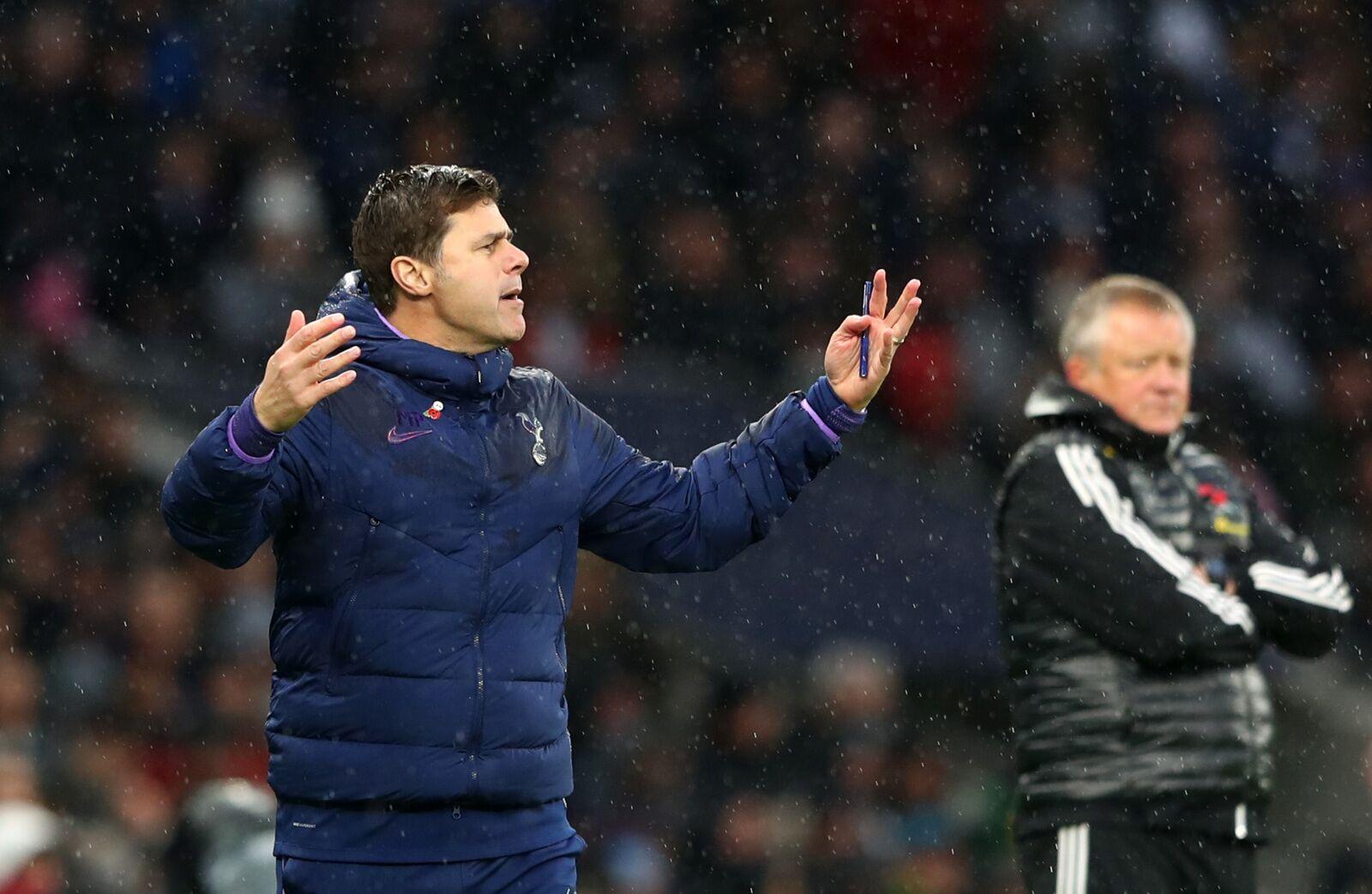 The end could be near for Tottenham's Mauricio Pochettino
