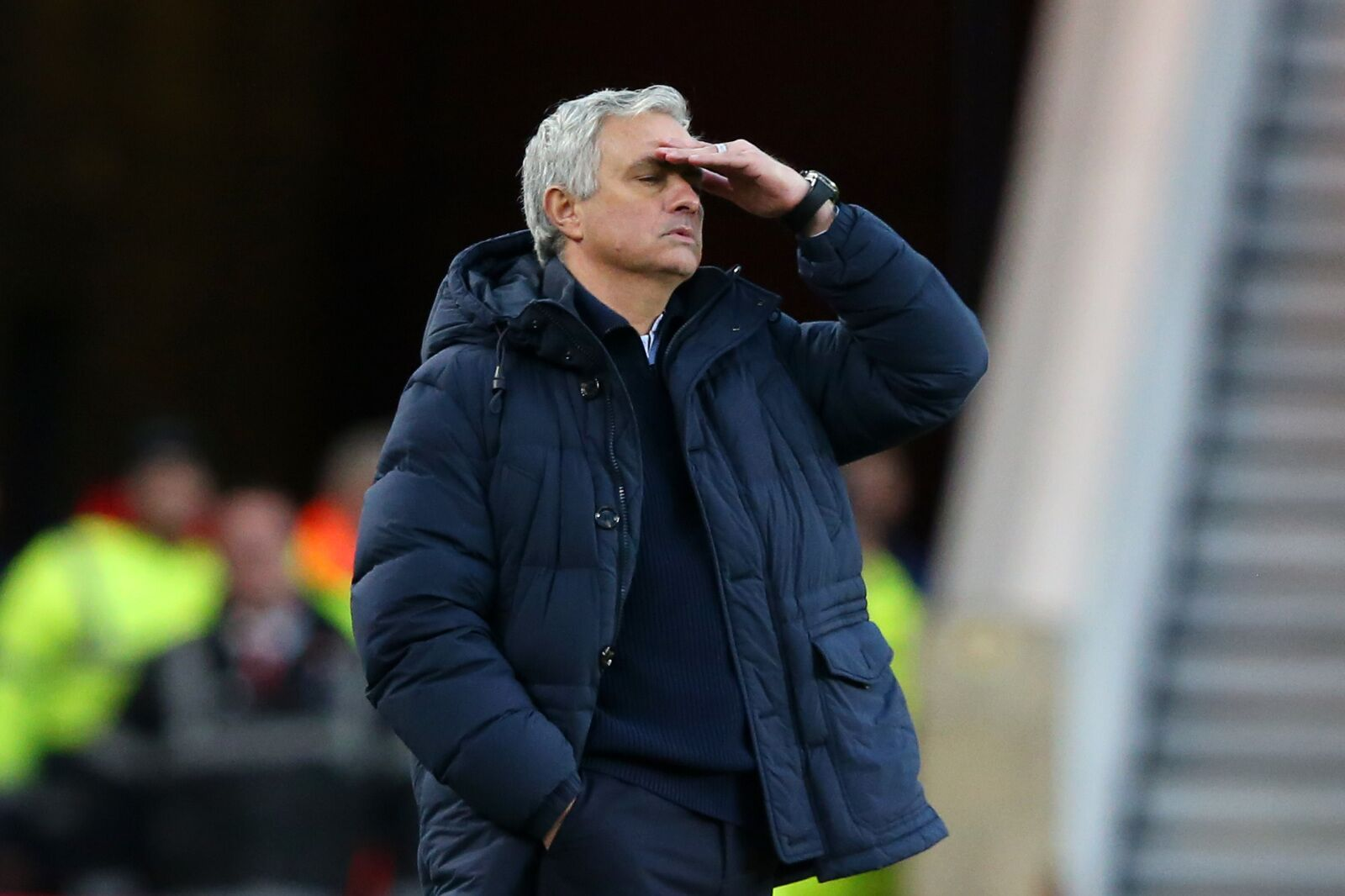 Another curious decision by Tottenham's Jose Mourinho