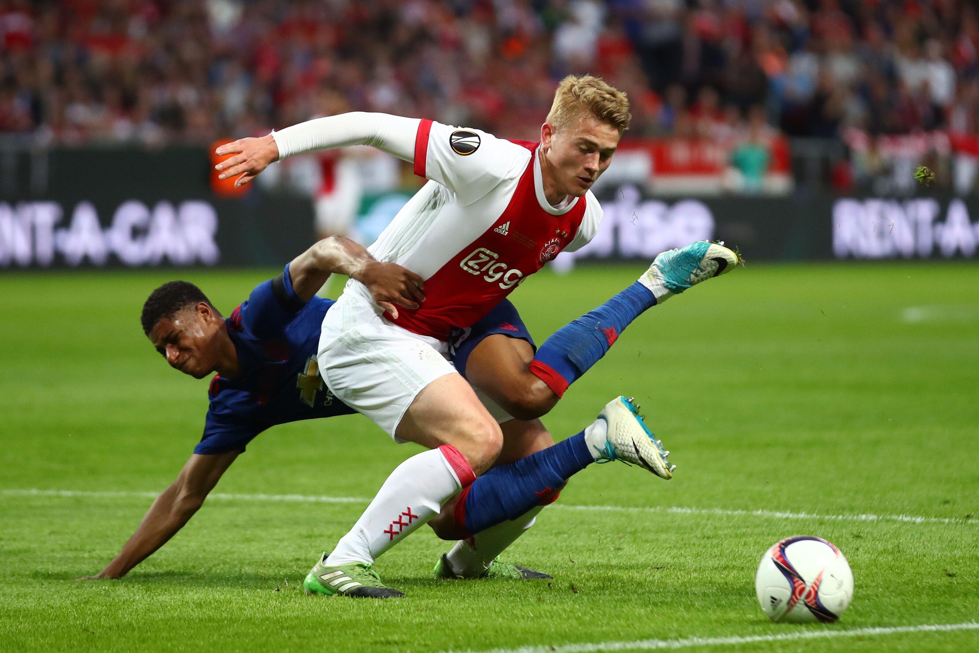 Tottenham should sign Matthijs De Ligt