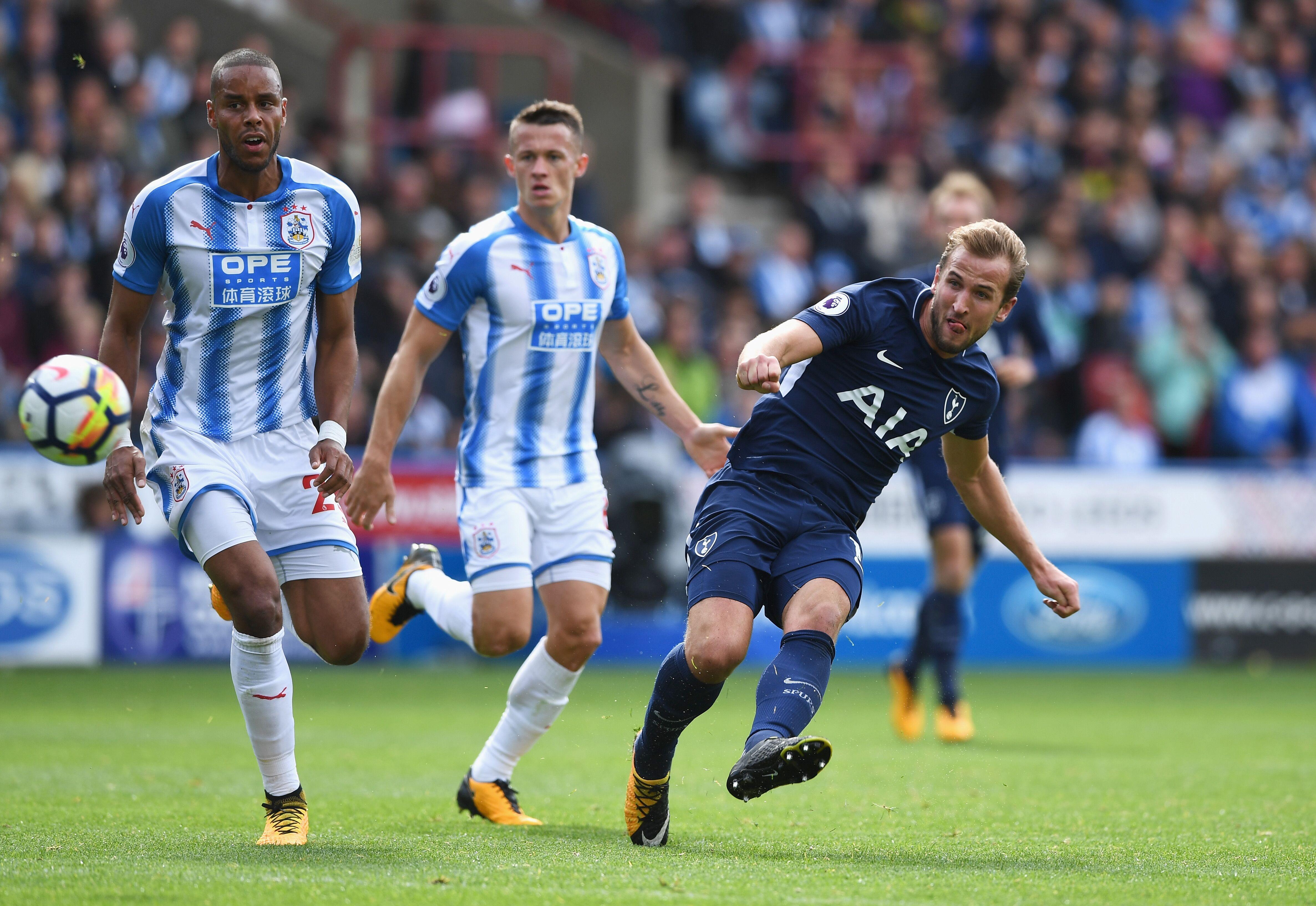 Tottenham: Tottenham Man Of The Match Vs. Huddersfield: Harry Kane
