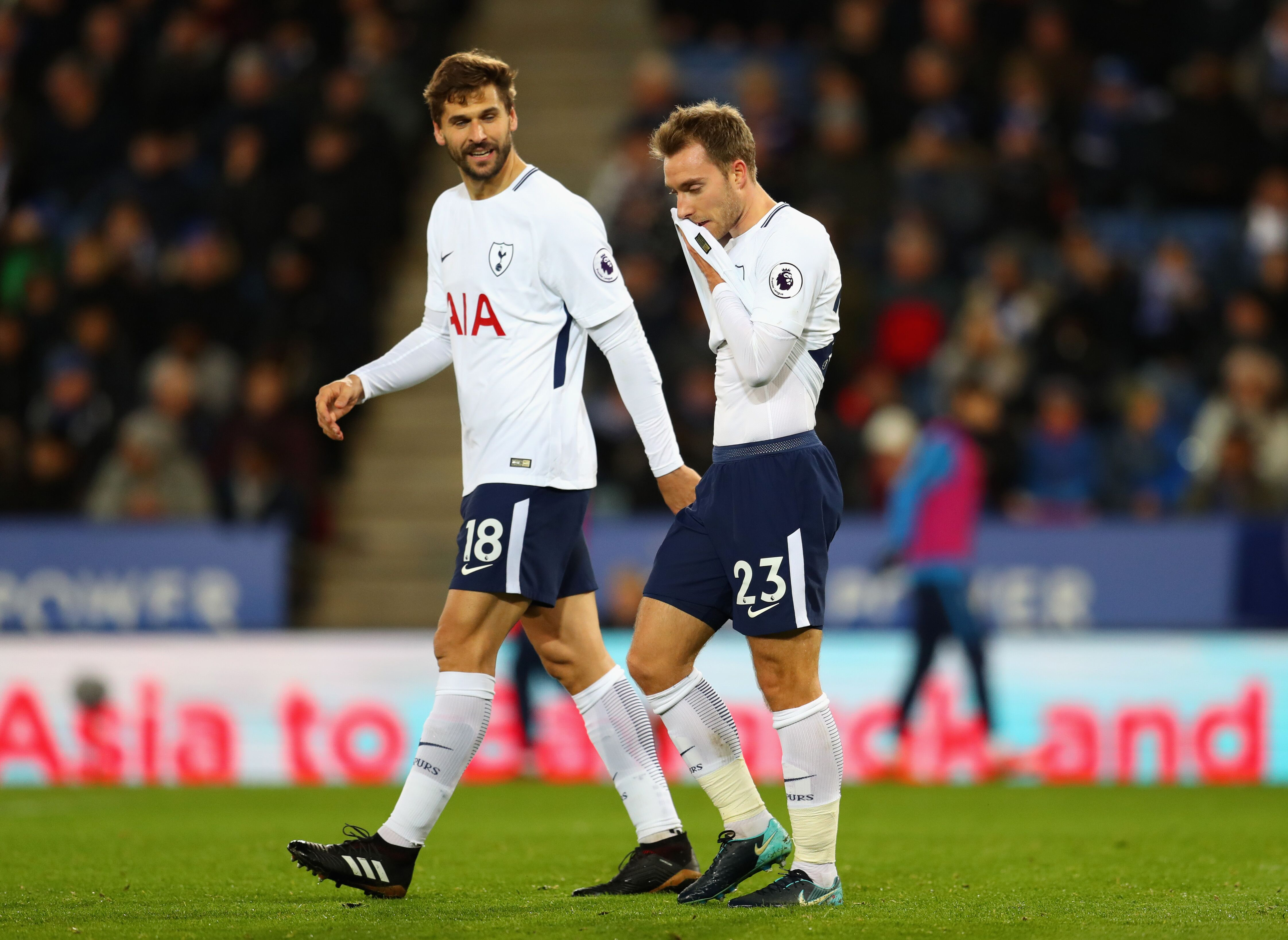 Tottenham: Tottenham Miss A Handful Of Sitters In 2-1 Away Loss To
