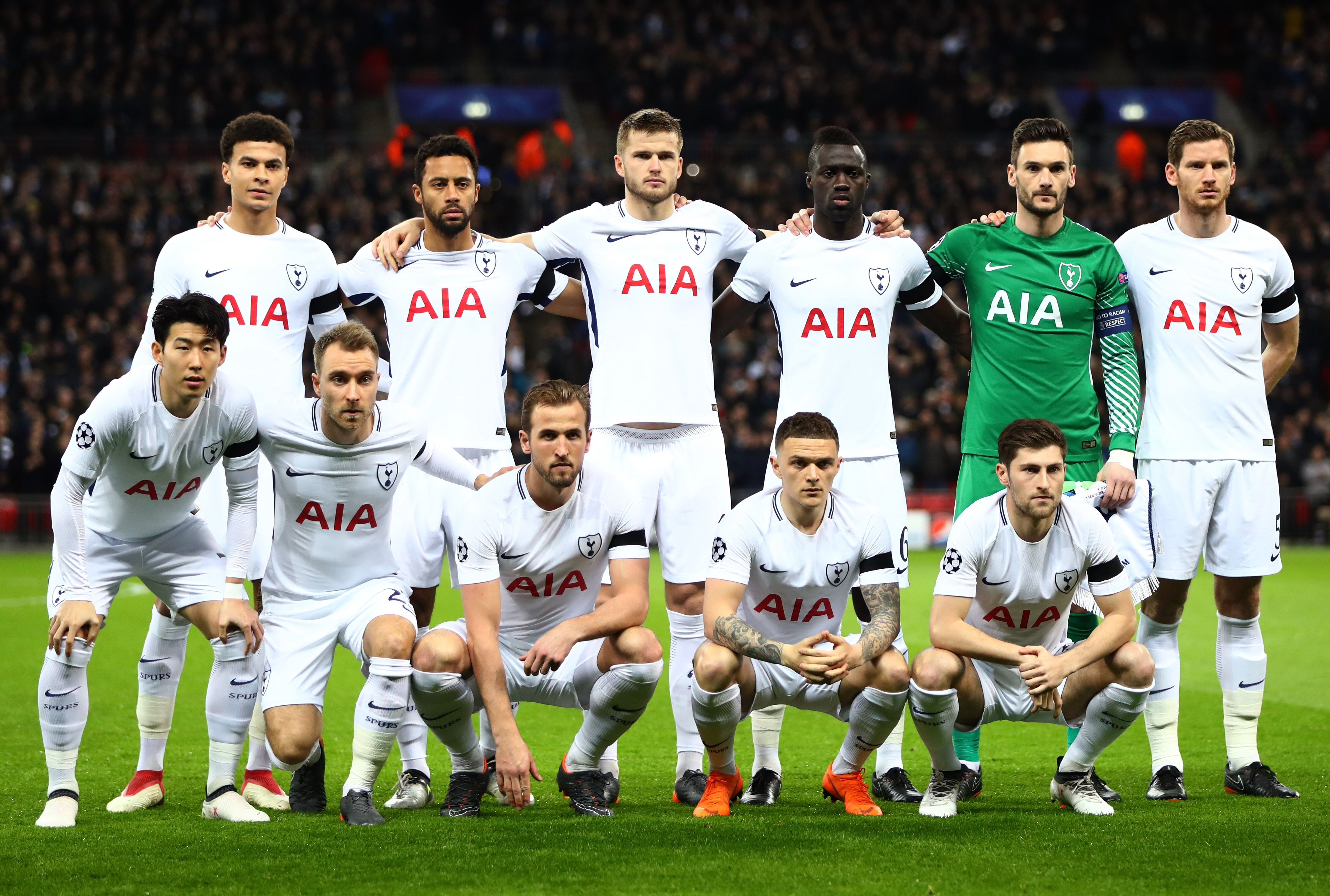 Image result for tottenham hotspur